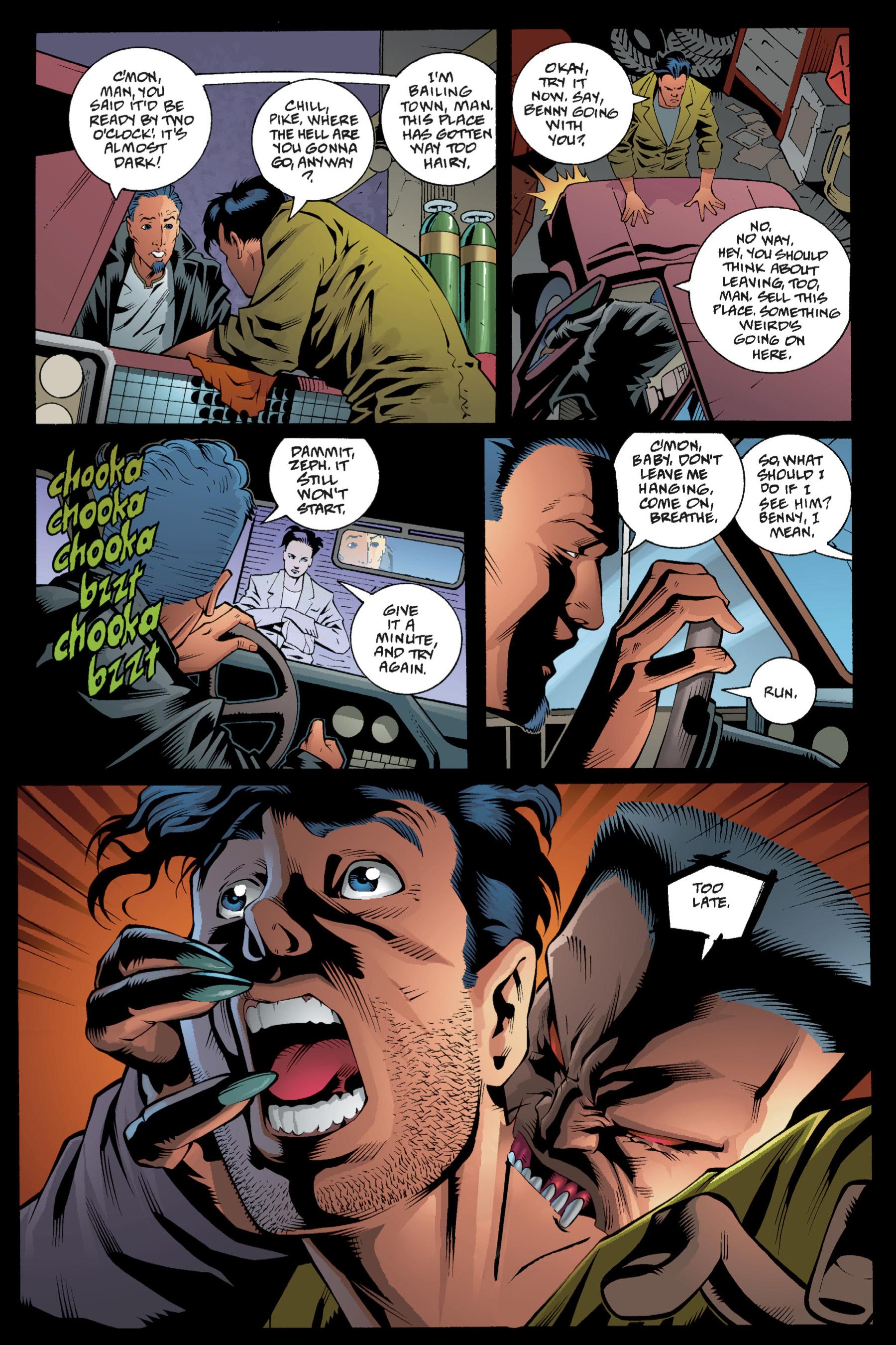 Read online Buffy the Vampire Slayer: Omnibus comic -  Issue # TPB 1 - 73