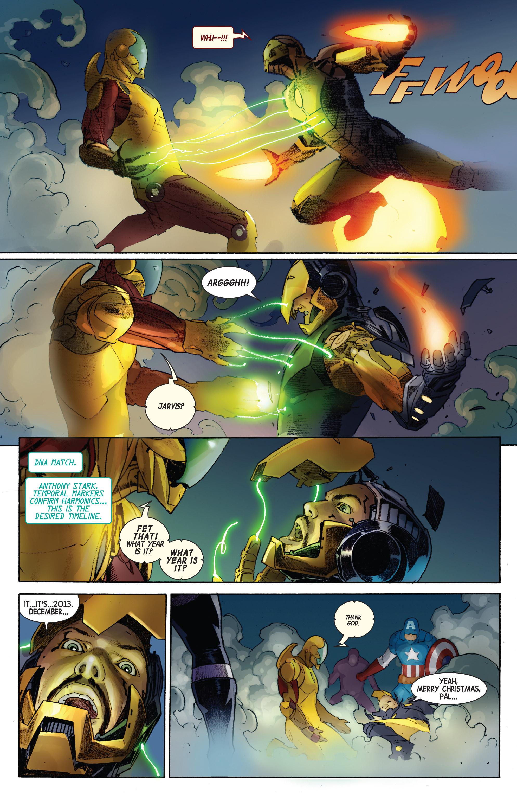 Read online Avengers (2013) comic -  Issue #Avengers (2013) _TPB 5 - 20