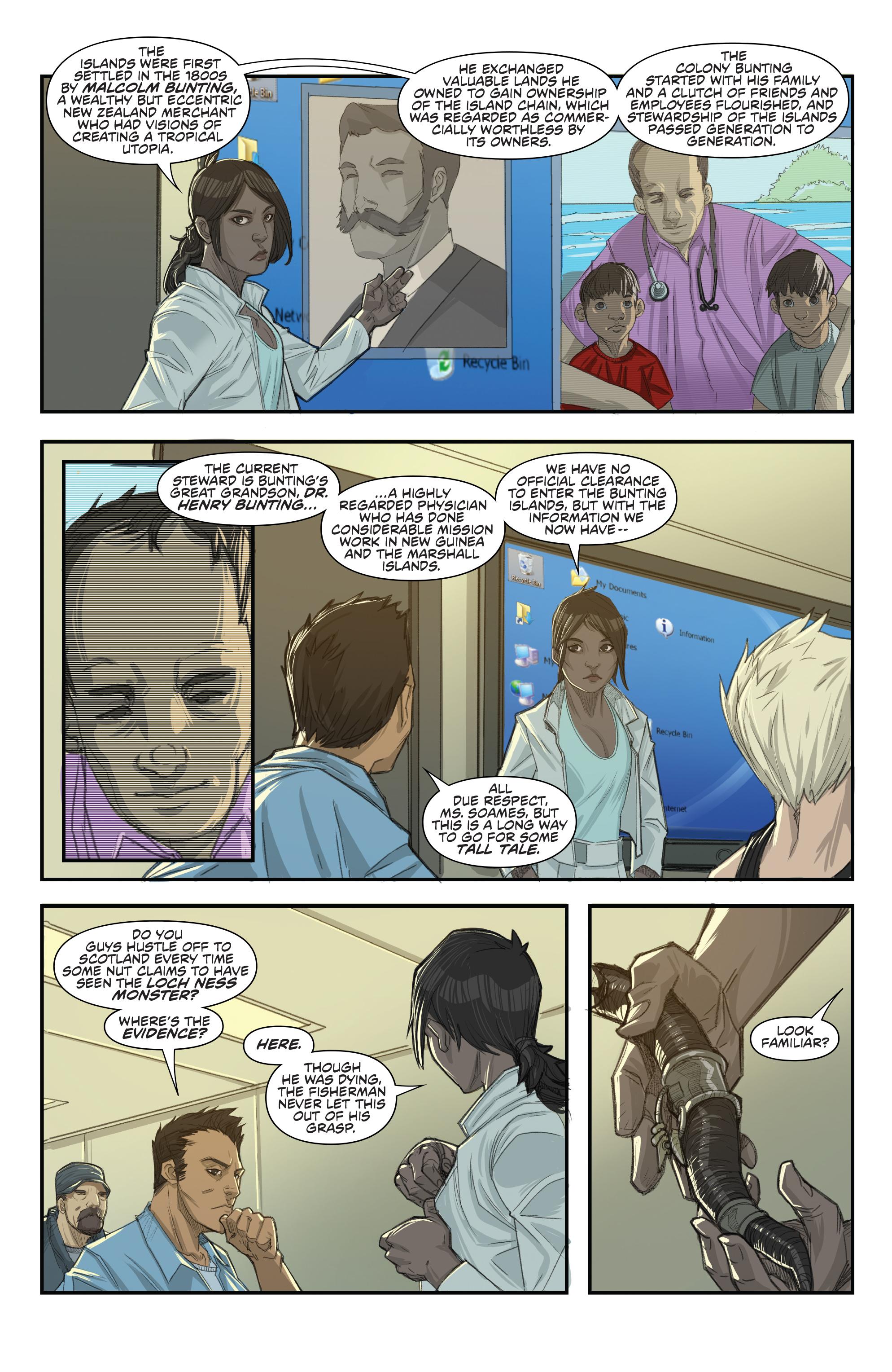 Read online Predator: Hunters comic -  Issue #2 - 14
