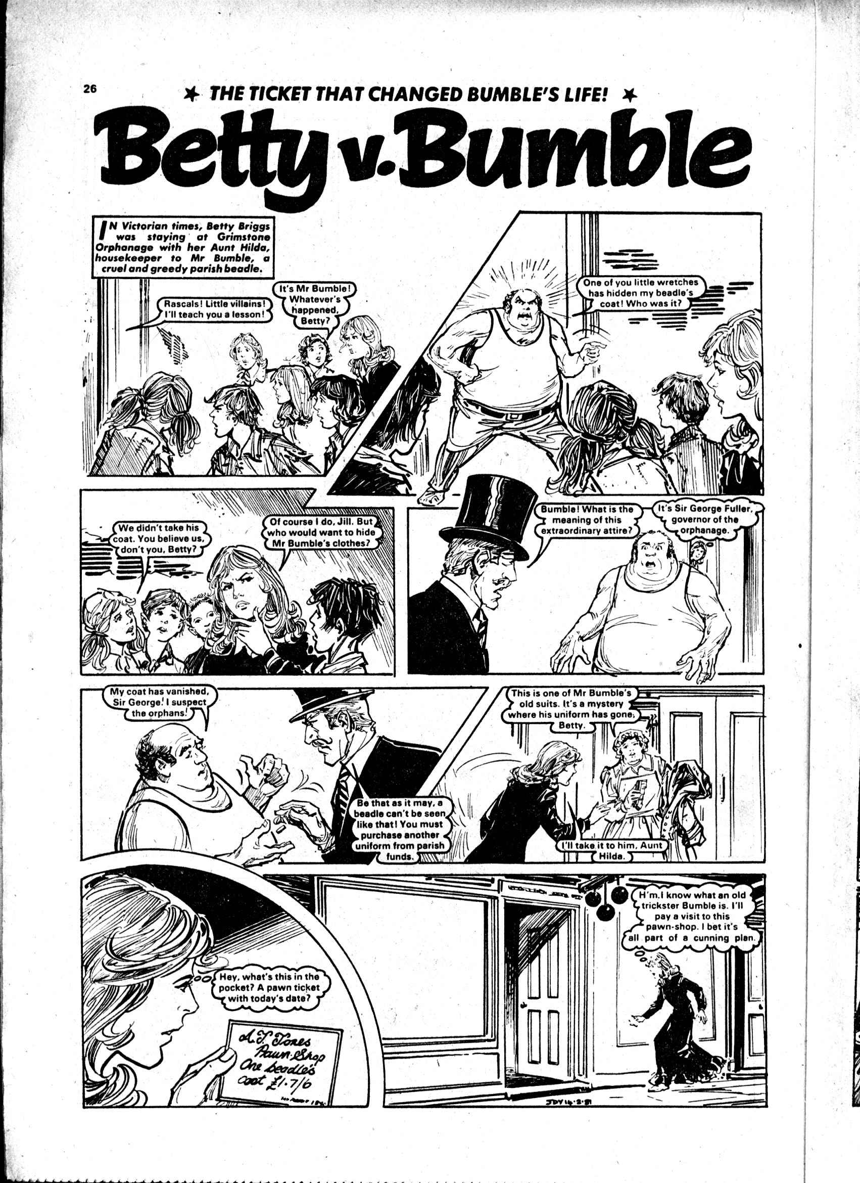 Read online Judy comic -  Issue #1101 - 26