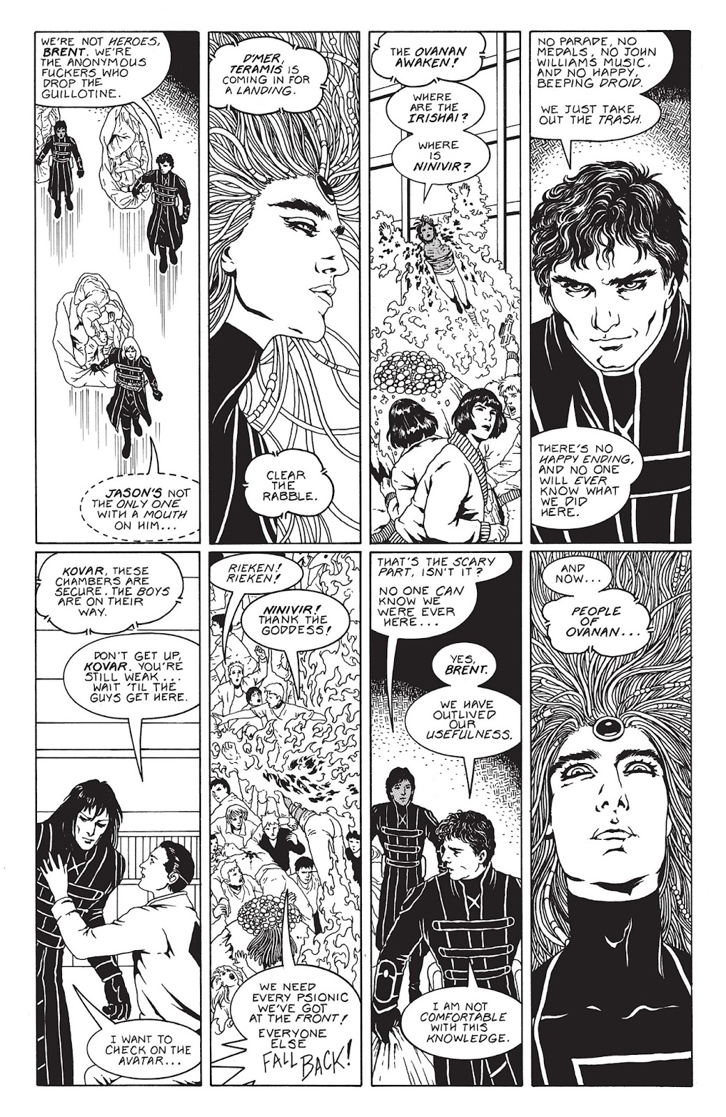 A Distant Soil (1991) issue 42 - Page 8