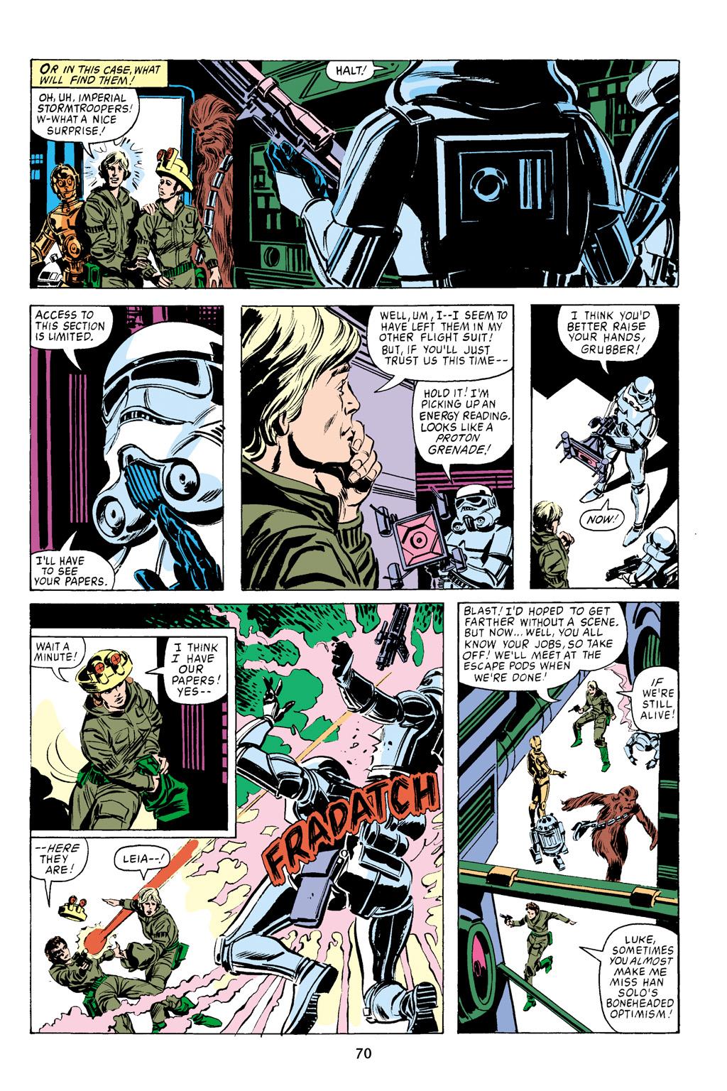 Read online Star Wars Omnibus comic -  Issue # Vol. 16 - 70