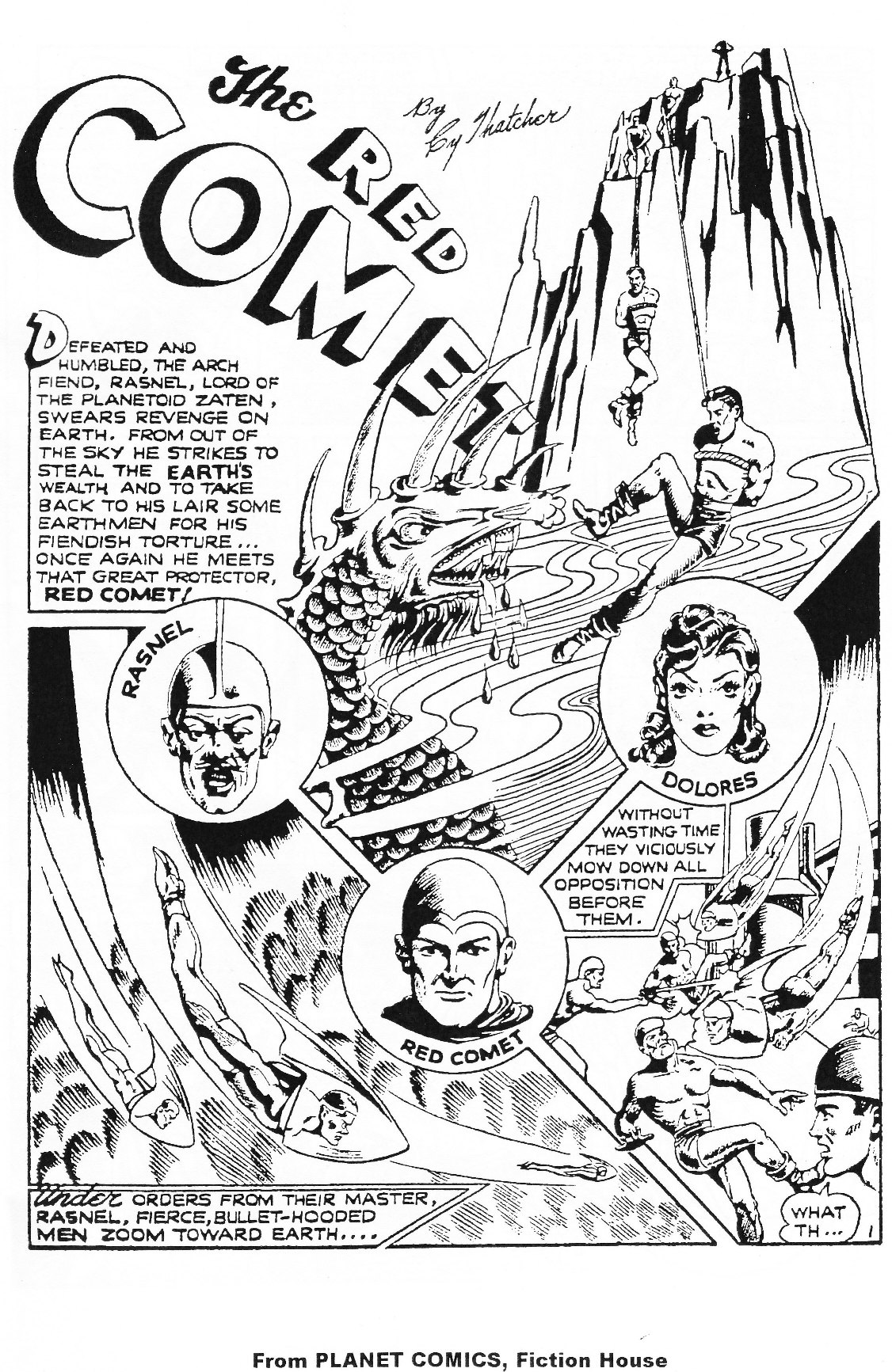Read online Men of Mystery Comics comic -  Issue #72 - 59