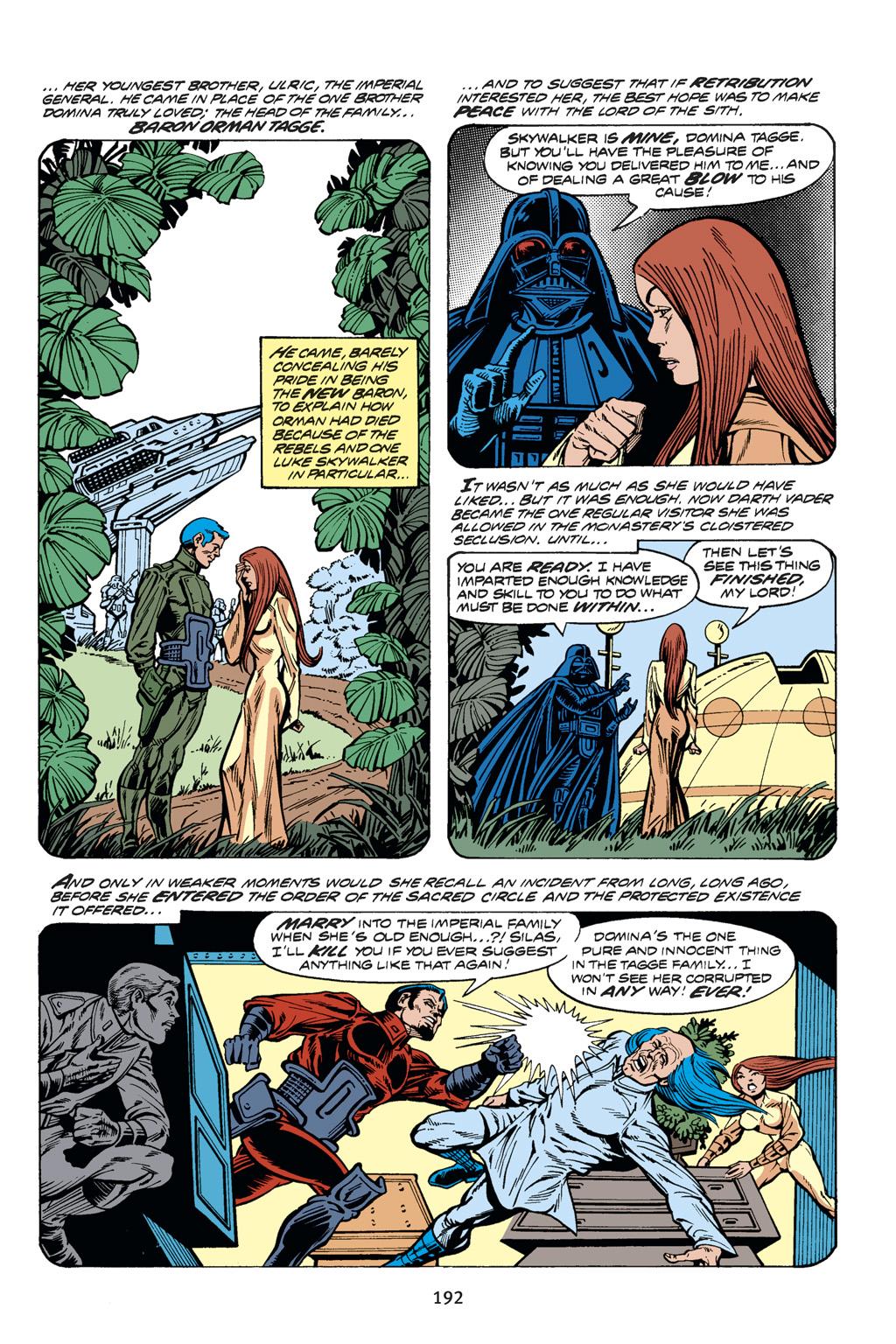 Read online Star Wars Omnibus comic -  Issue # Vol. 14 - 191