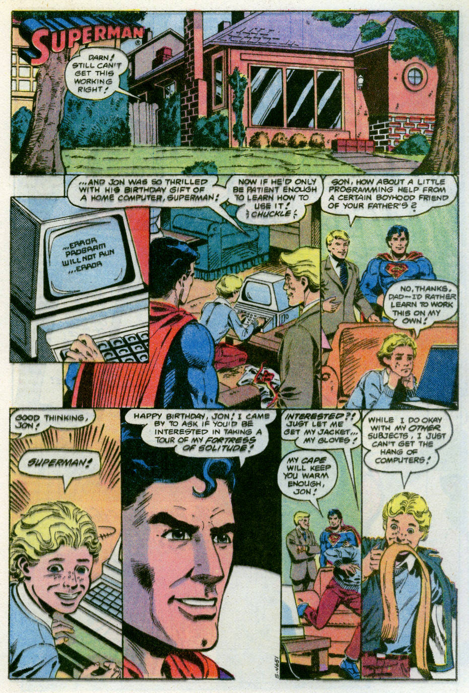 Action Comics (1938) 572 Page 18