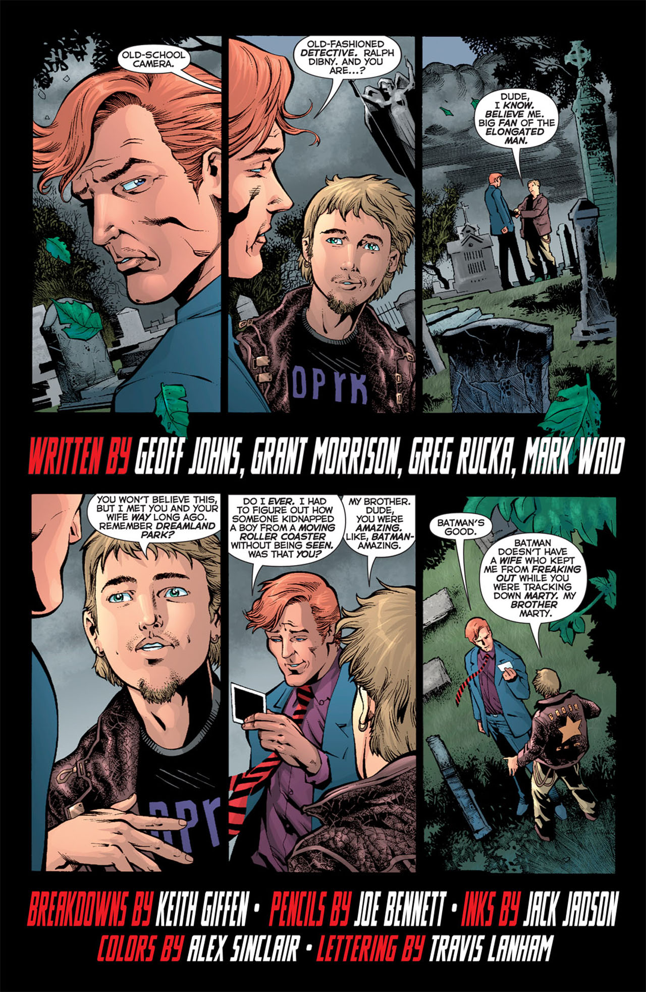 Read online 52 comic -  Issue #2 - 4