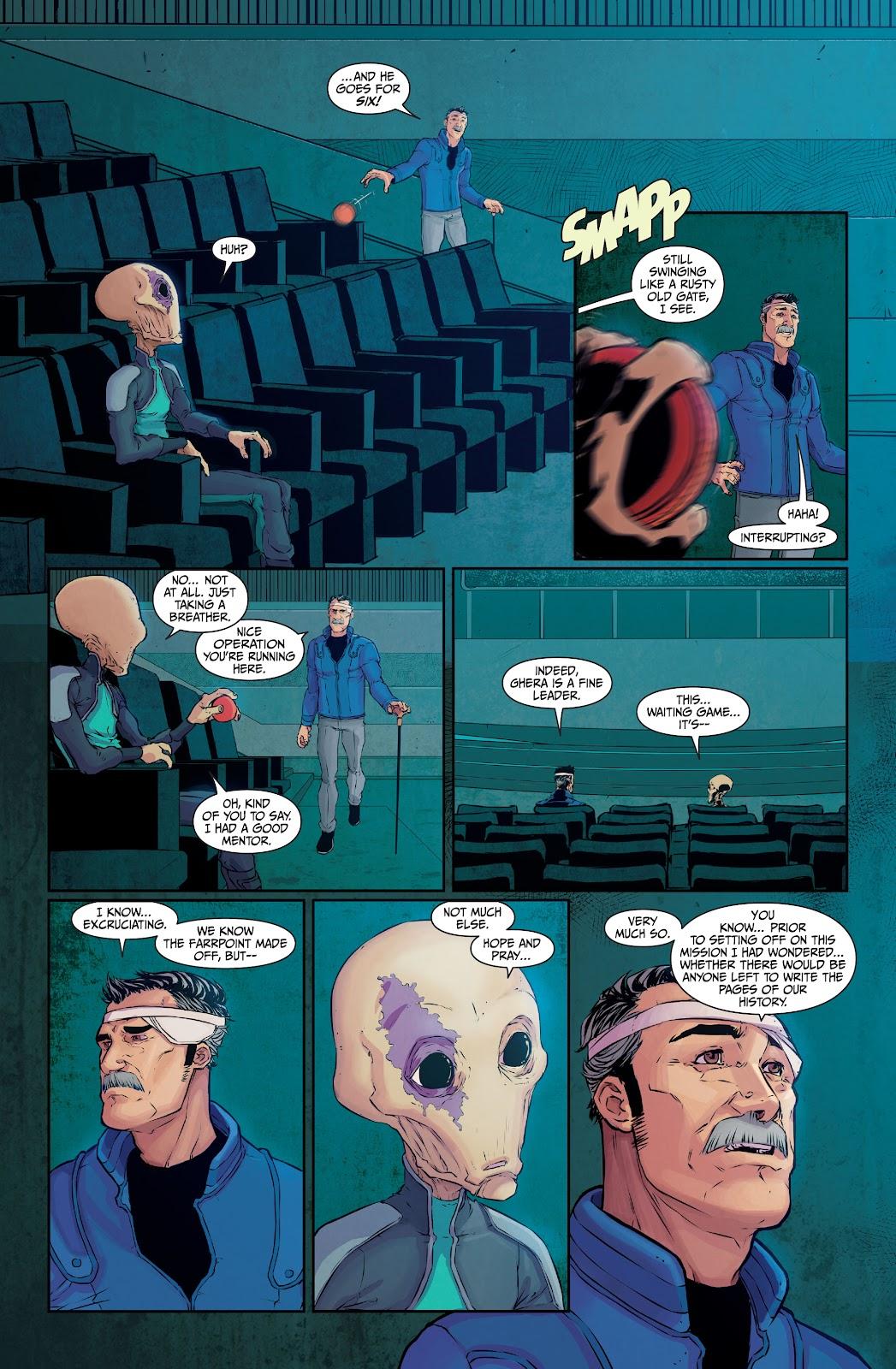 Exilium issue 6 - Page 12