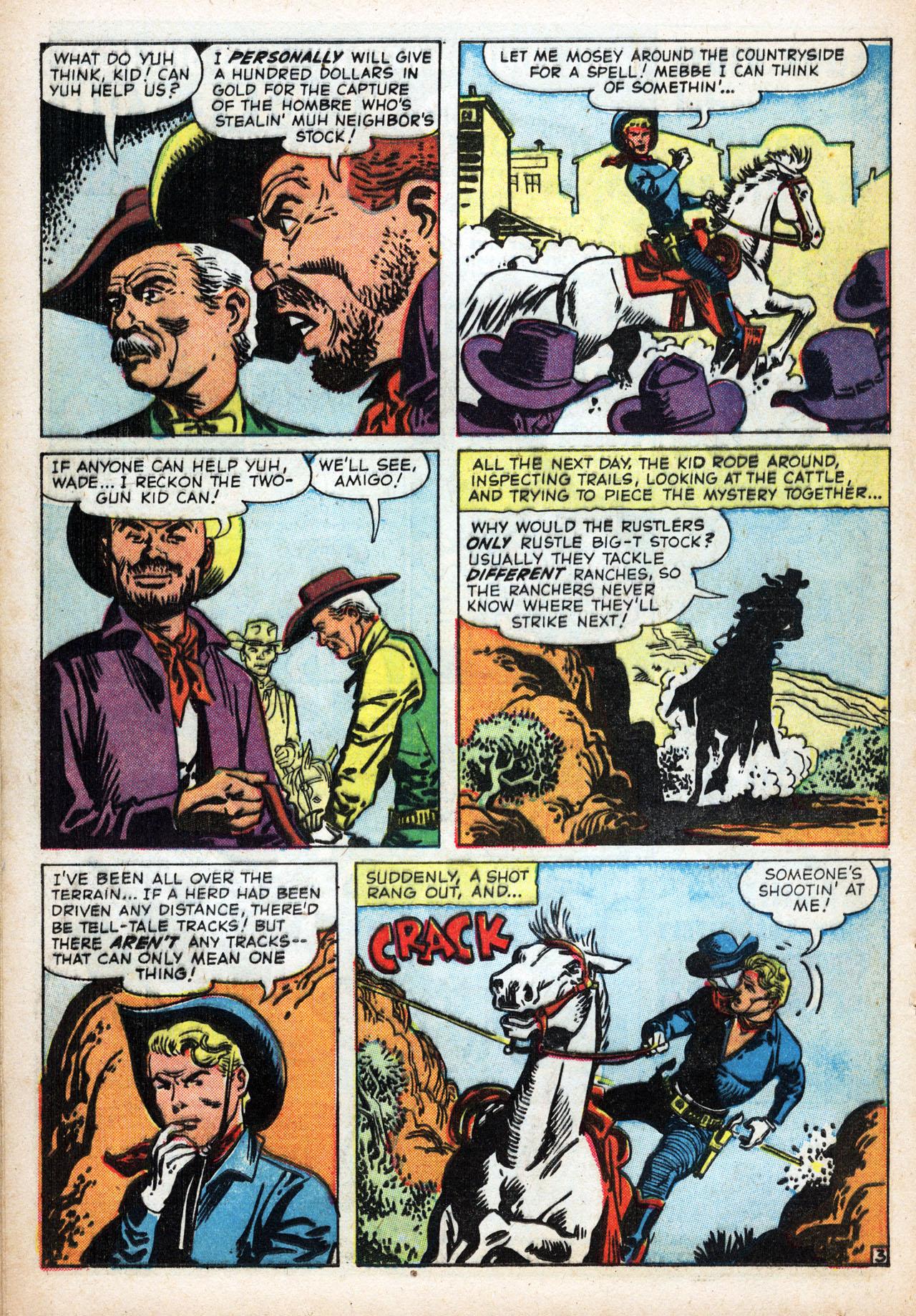Read online Two-Gun Kid comic -  Issue #42 - 16