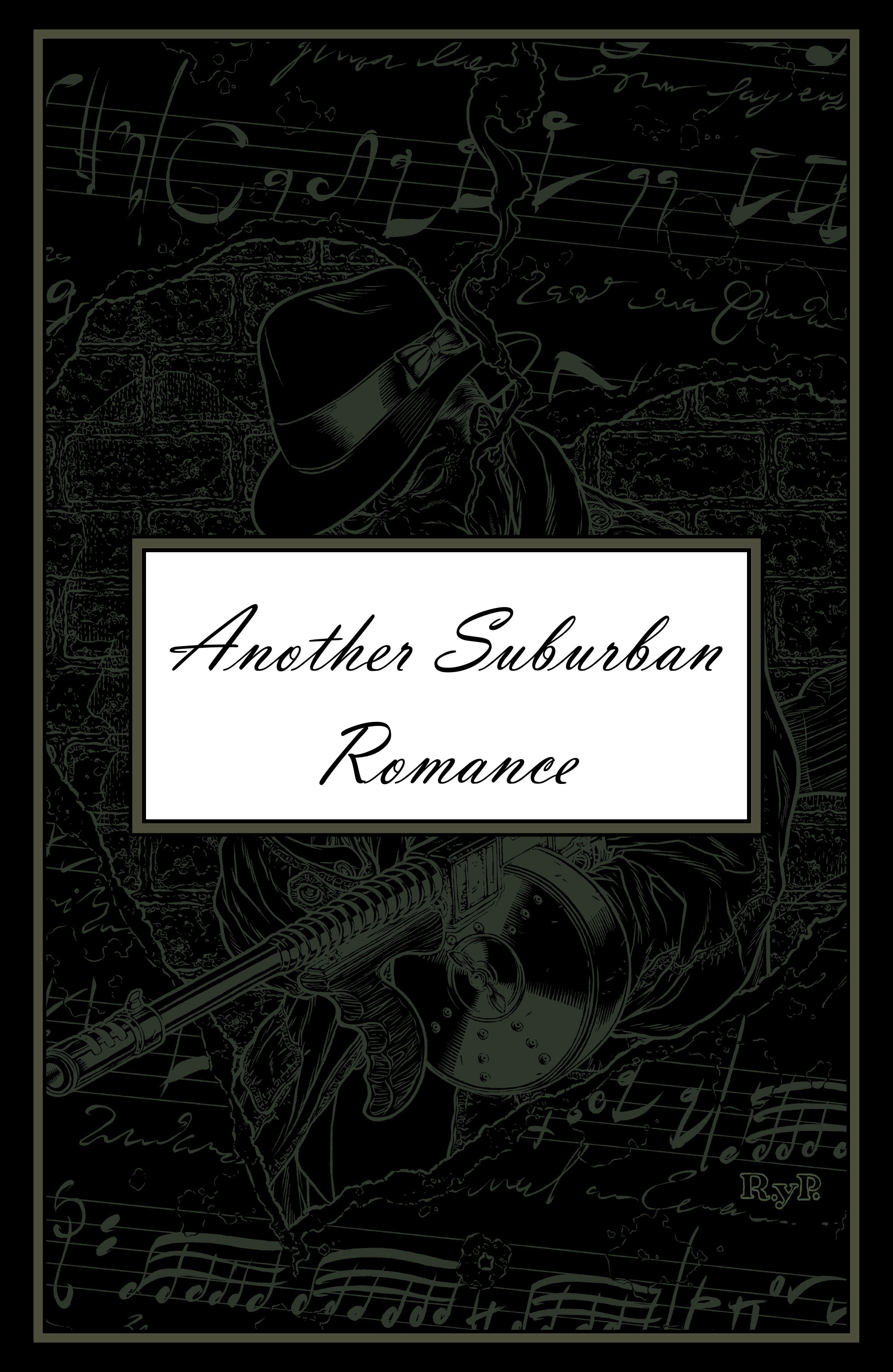 Read online Alan Moore's Another Suburban Romance comic -  Issue #Alan Moore's Another Suburban Romance Full - 50