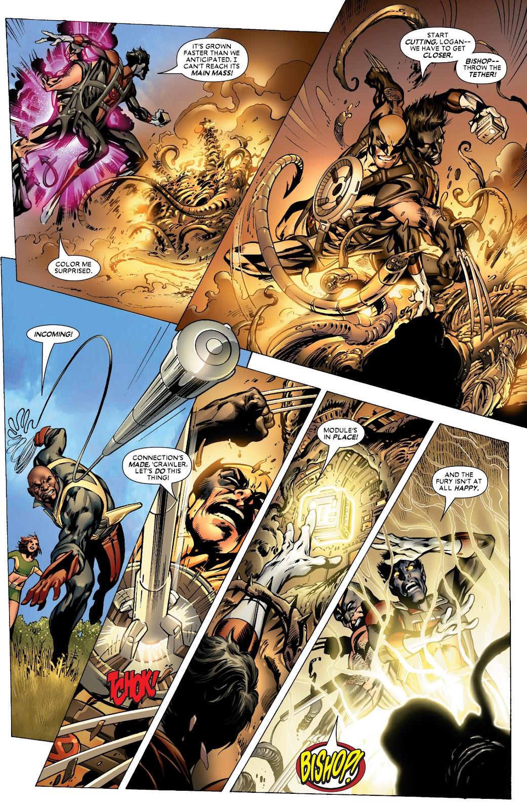 Uncanny X-Men (1963) issue 447 - Page 17