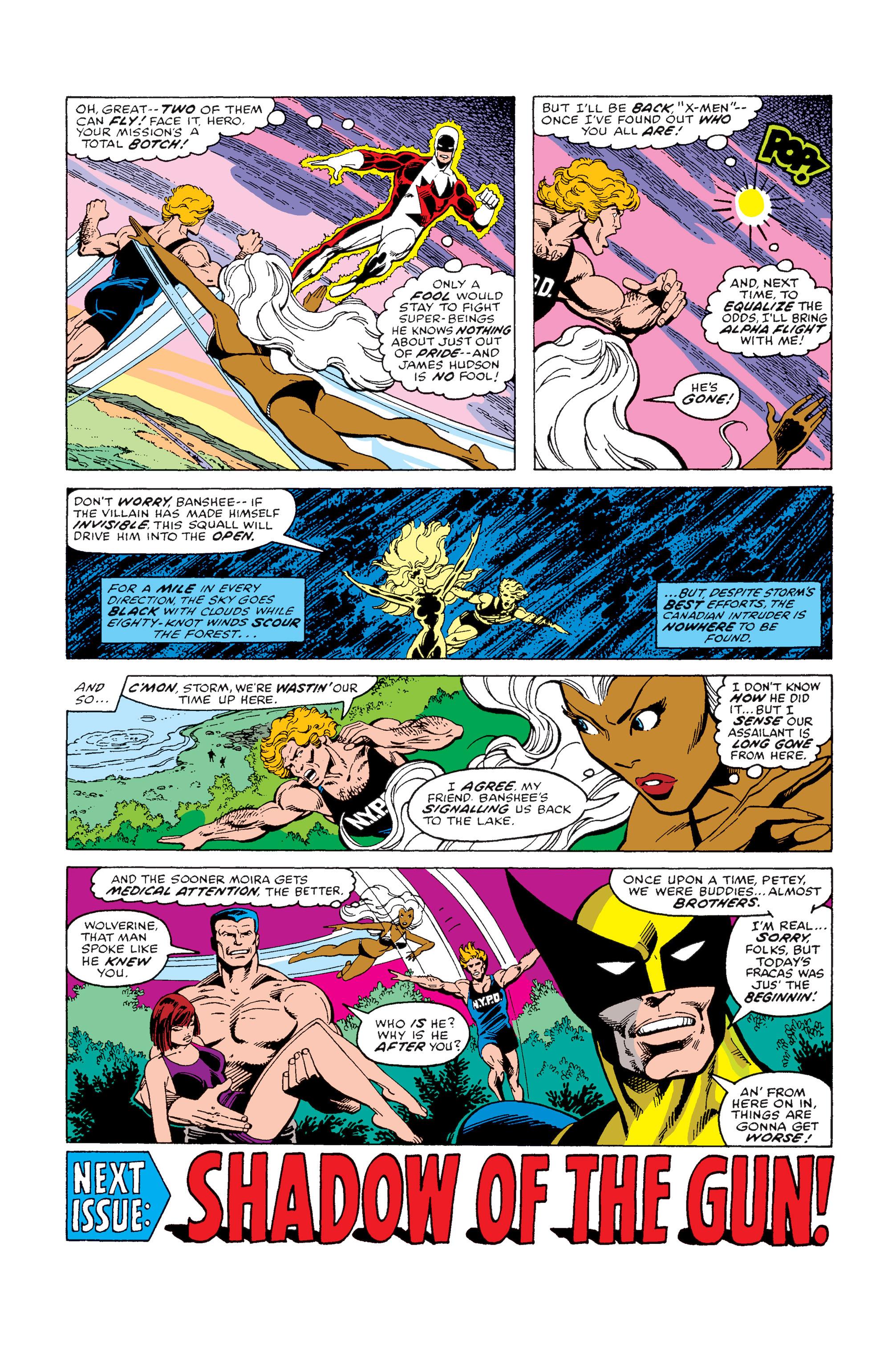 Read online Uncanny X-Men (1963) comic -  Issue #109 - 18