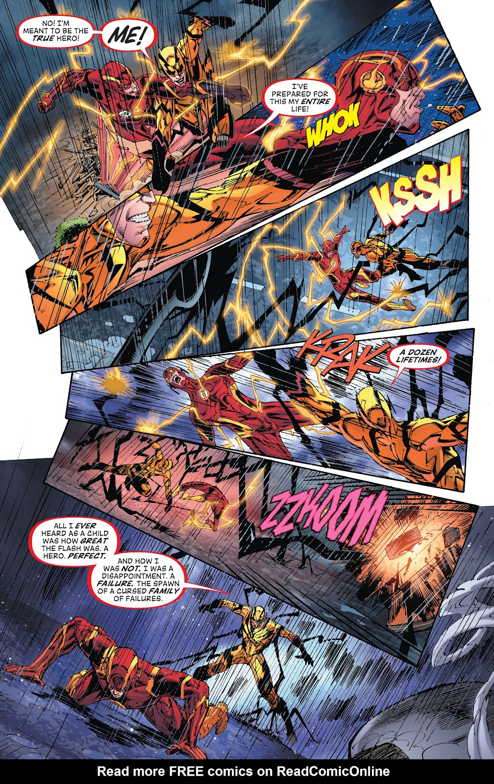 Read online The Flash (2011) comic -  Issue # _TPB 8 (Part 2) - 100