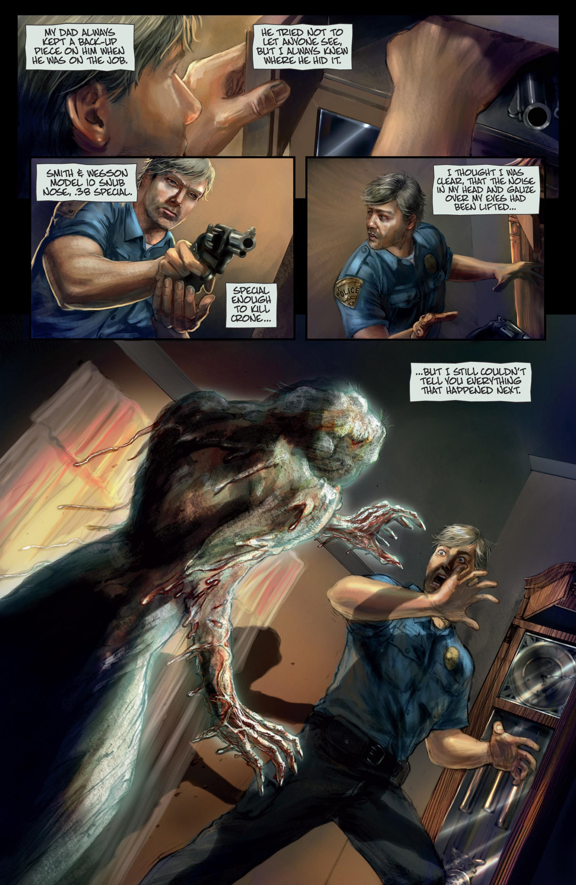 Read online Abattoir comic -  Issue #4 - 21