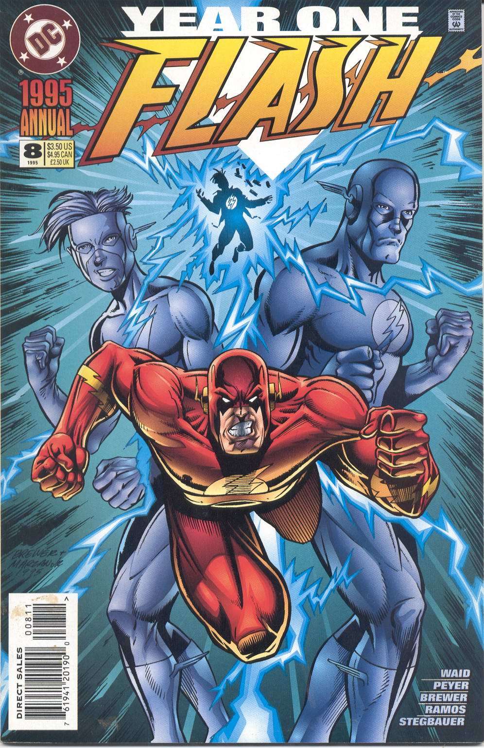 Read online The Flash (1987) comic -  Issue # _Annual 8 - 1