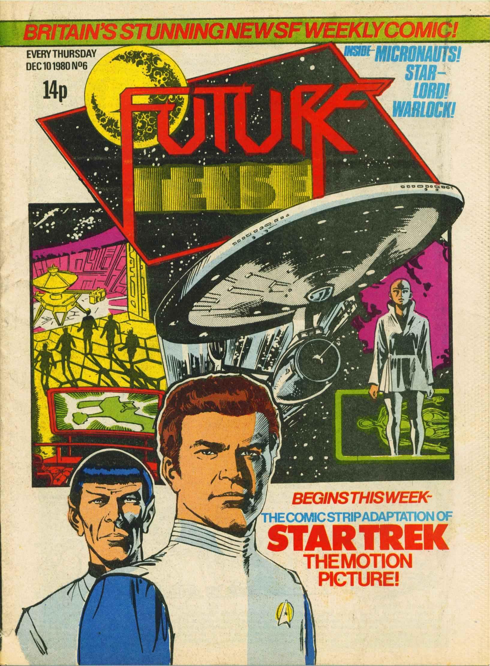 Read online Future Tense comic -  Issue #6 - 1