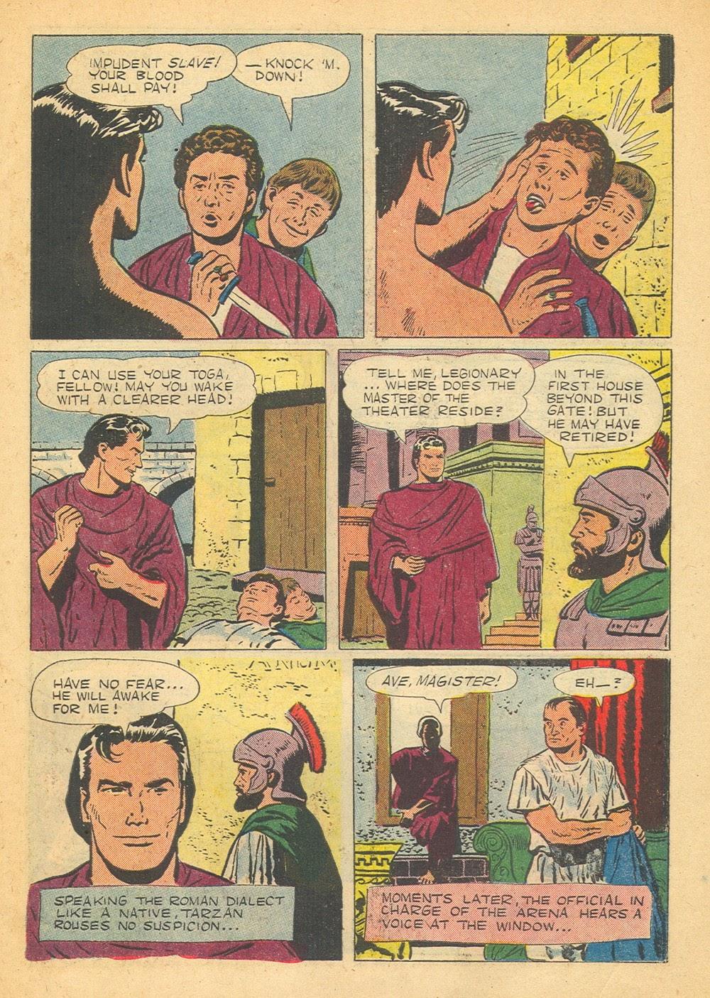 Tarzan (1948) issue 57 - Page 39