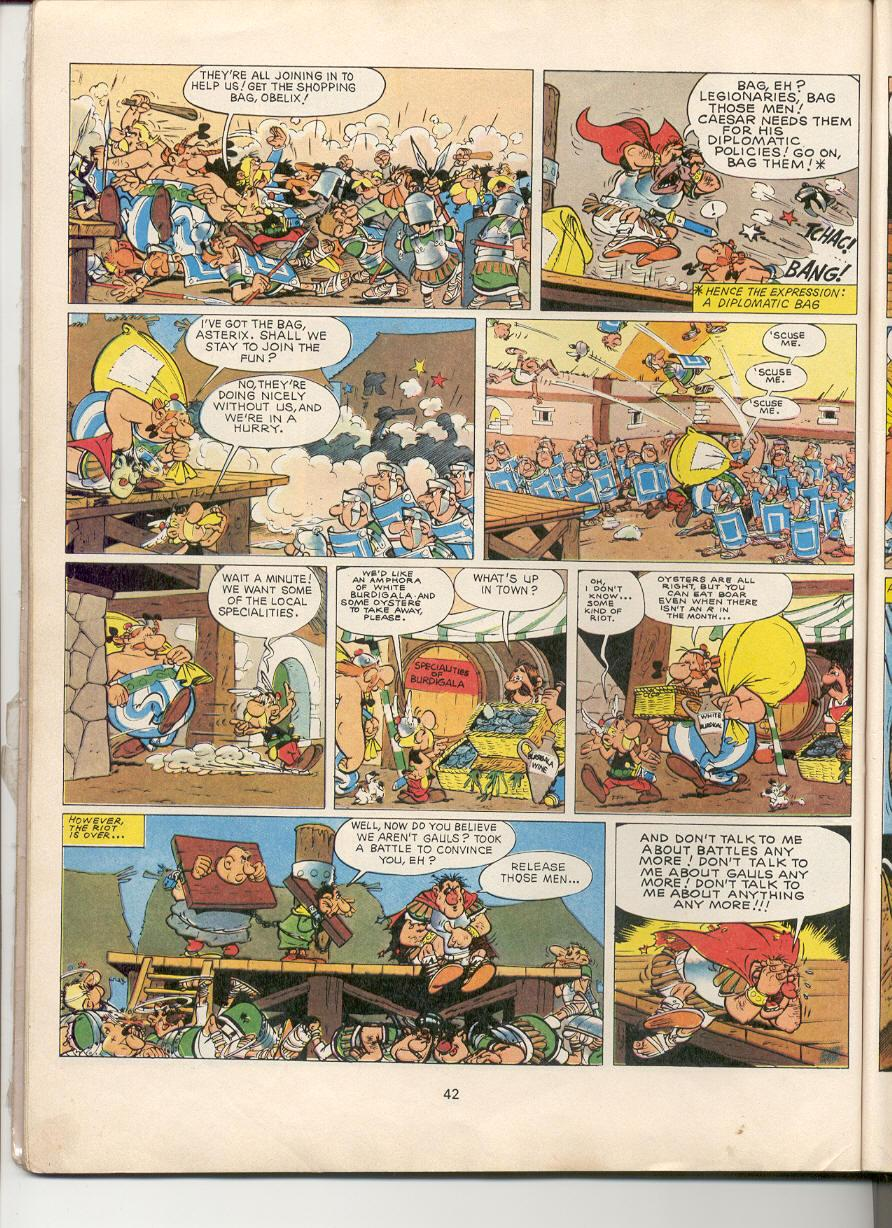 Asterix issue 5 - Page 39