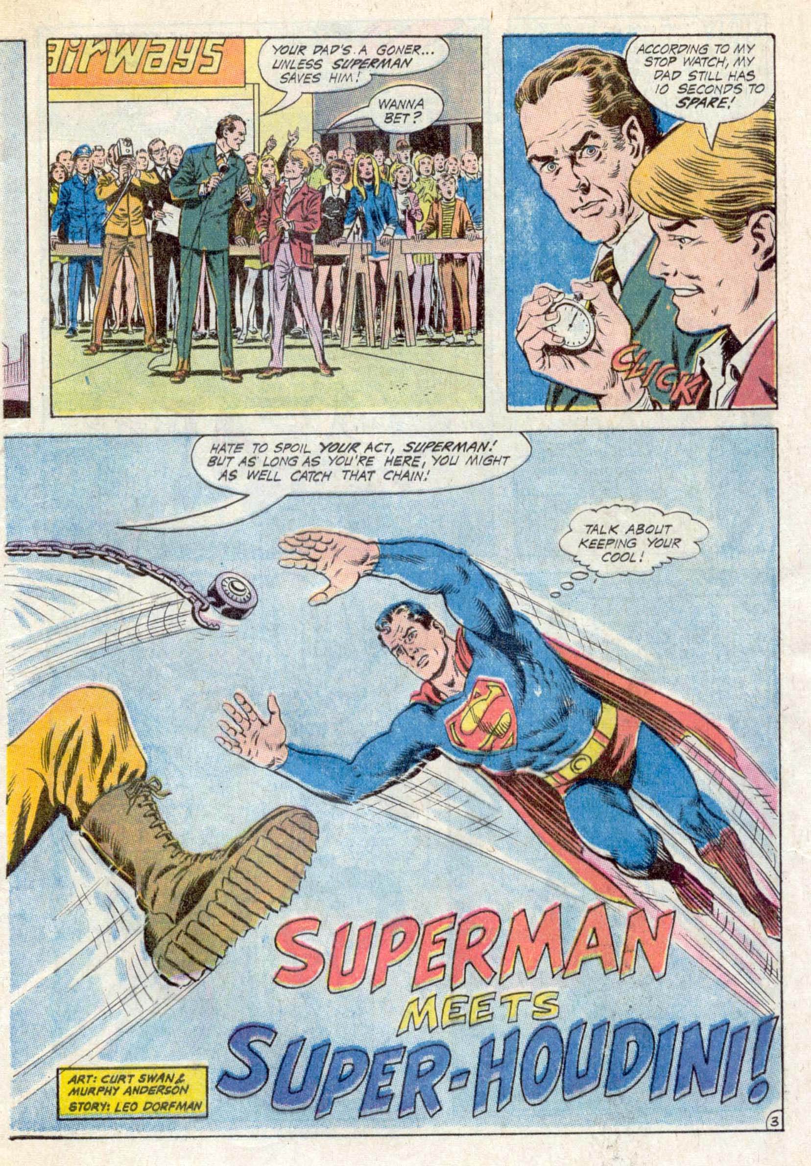 Read online Action Comics (1938) comic -  Issue #393 - 5