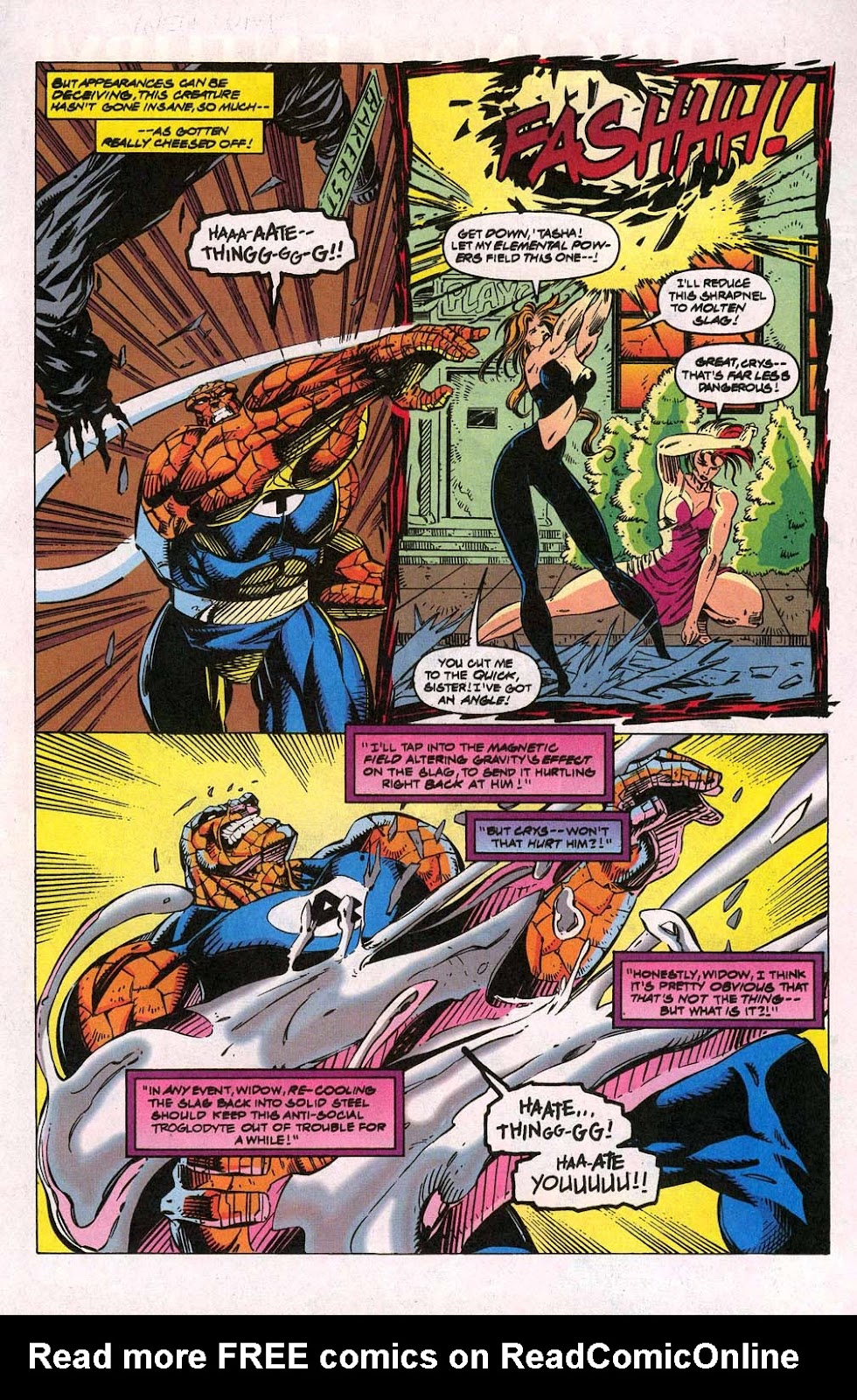 Avengers Unplugged issue 3 - Page 9