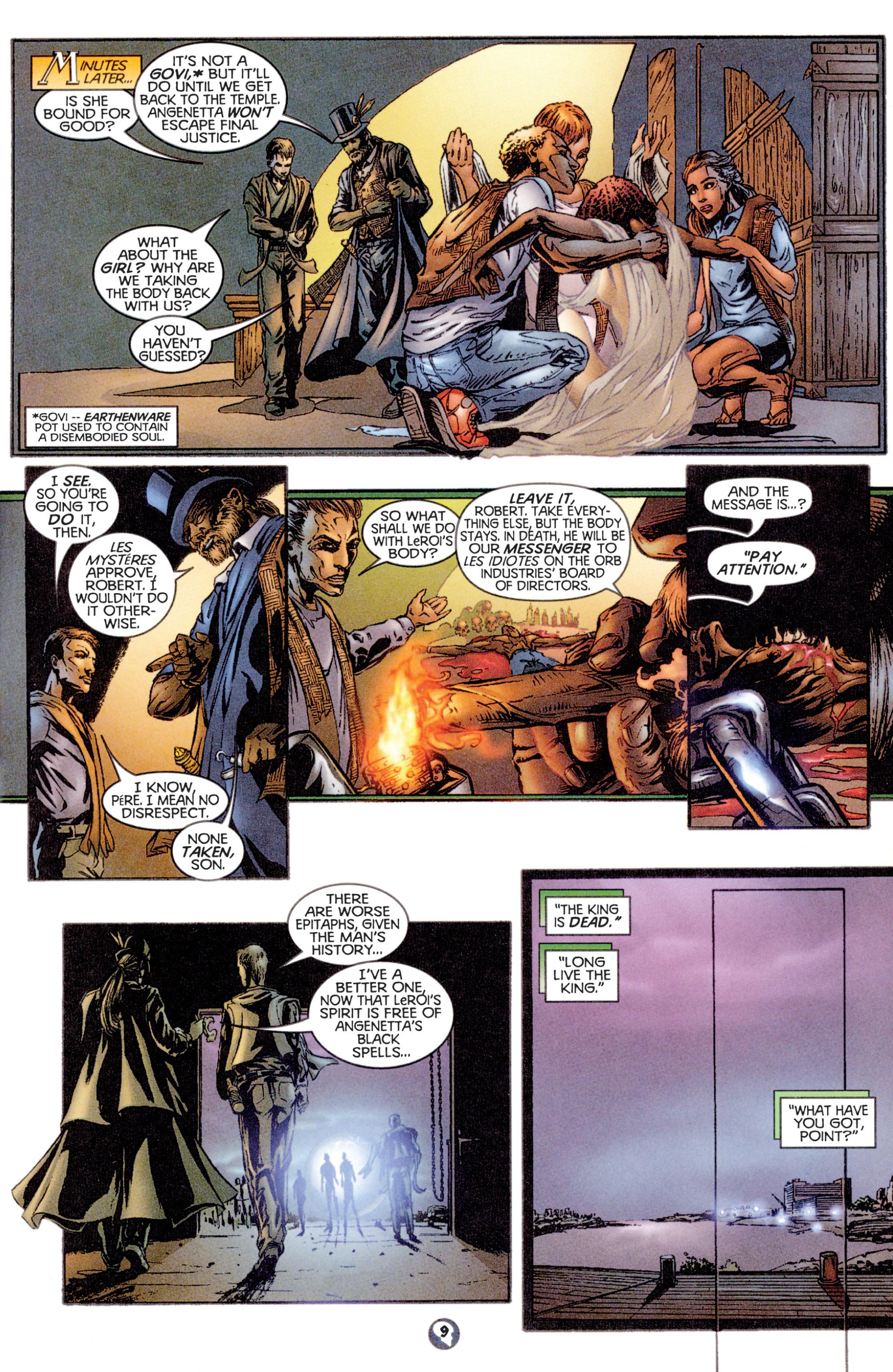 Read online Shadowman (1997) comic -  Issue #16 - 8