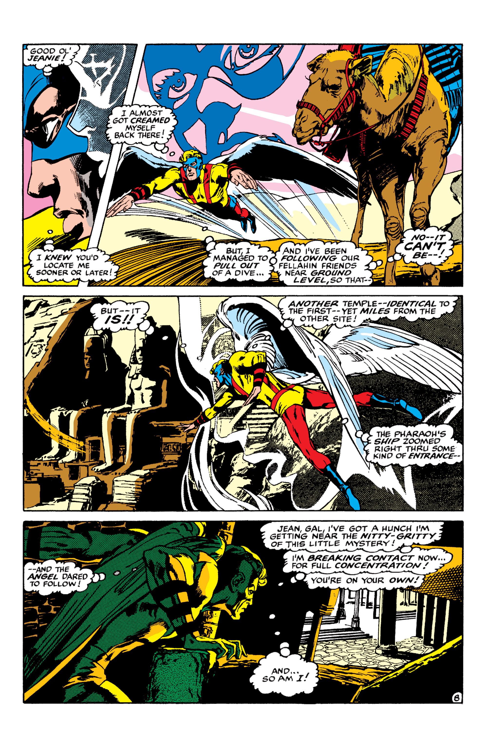 Uncanny X-Men (1963) 56 Page 8