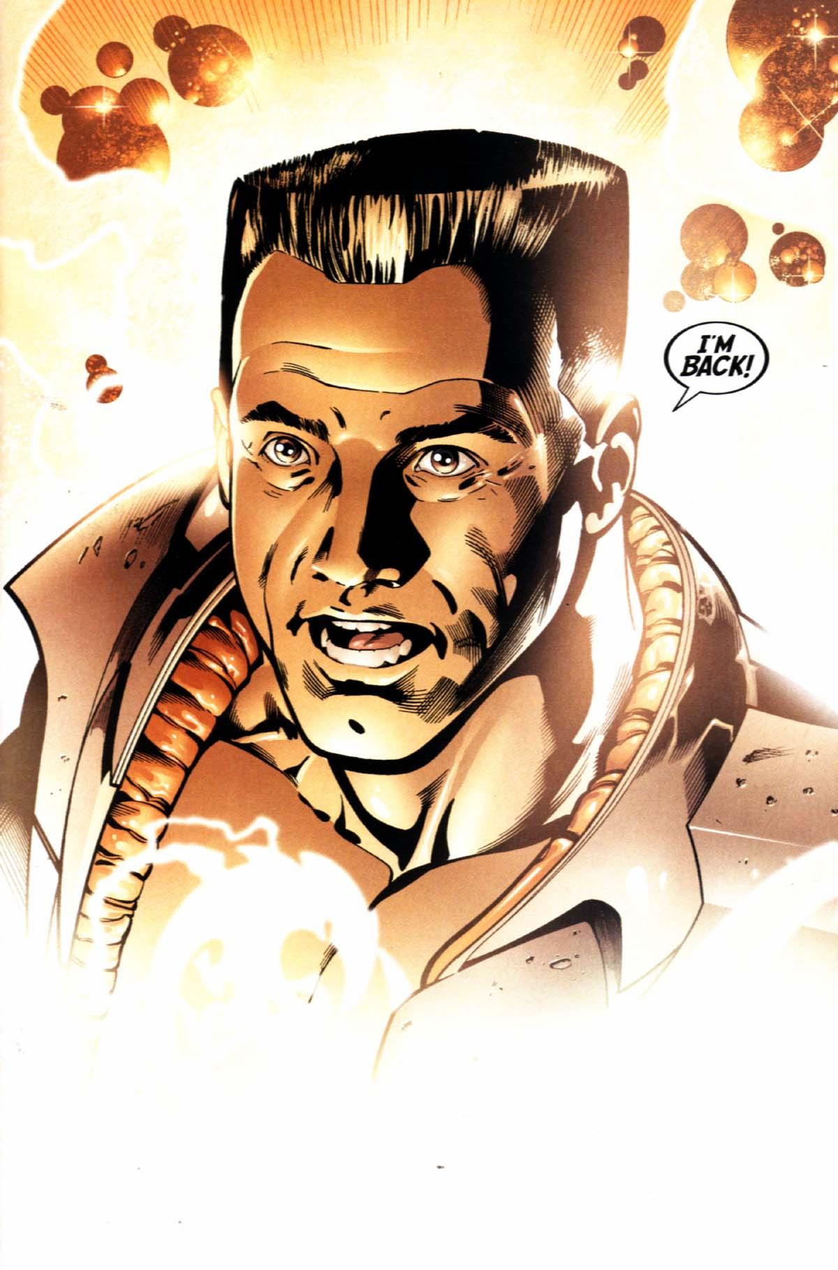 Read online Sigil (2000) comic -  Issue #22 - 3