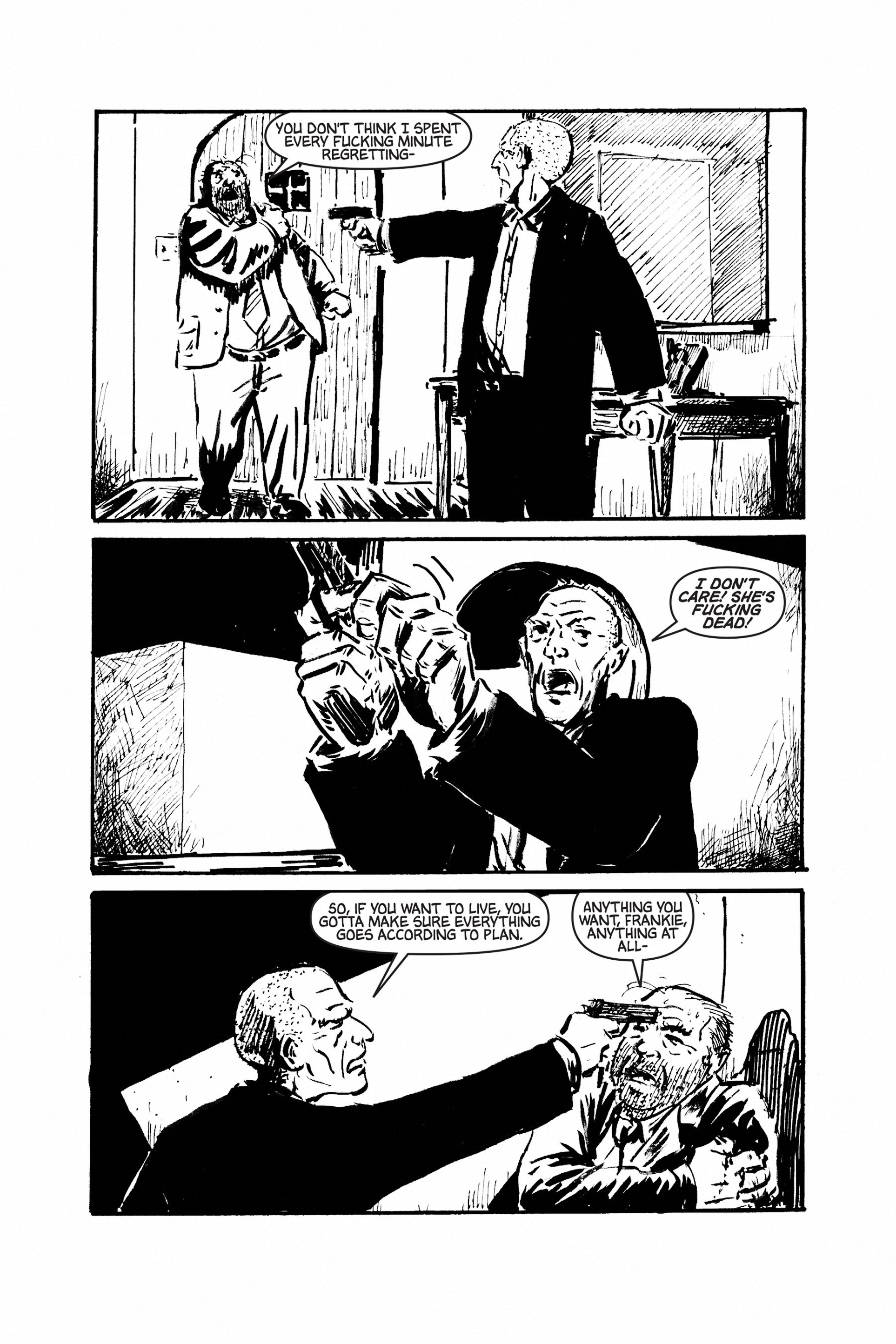 Read online Tumor comic -  Issue # TPB - 172