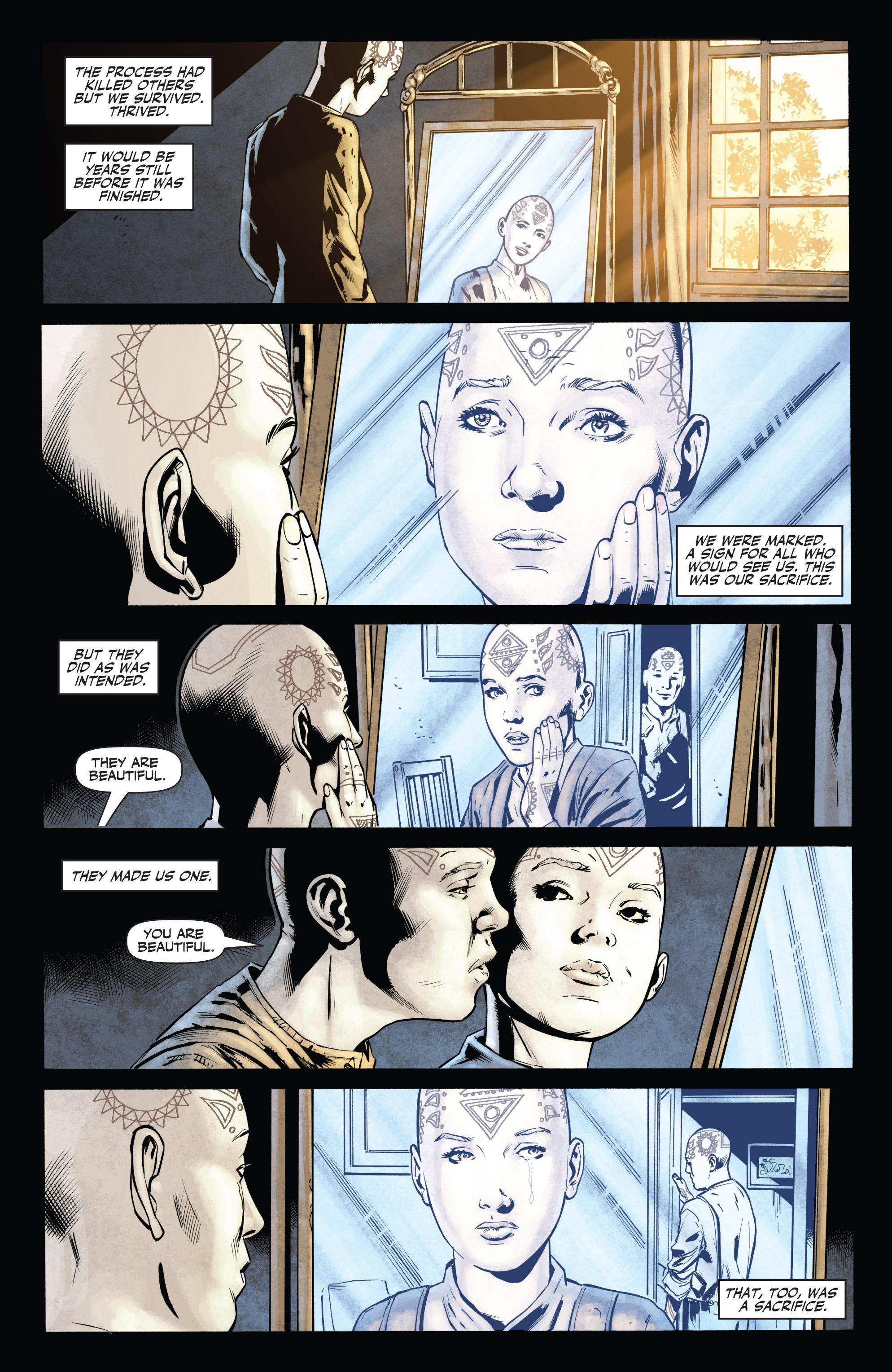 Read online Shadowman (2012) comic -  Issue #0 - 16