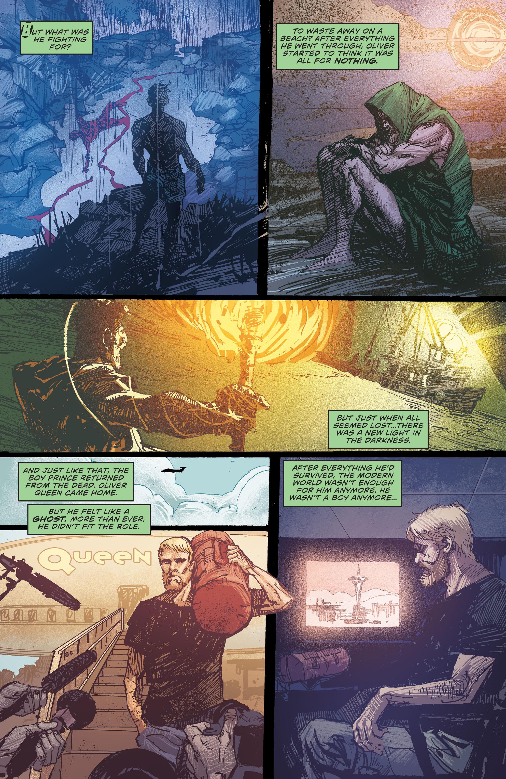 Read online Secret Origins (2014) comic -  Issue #4 - 22