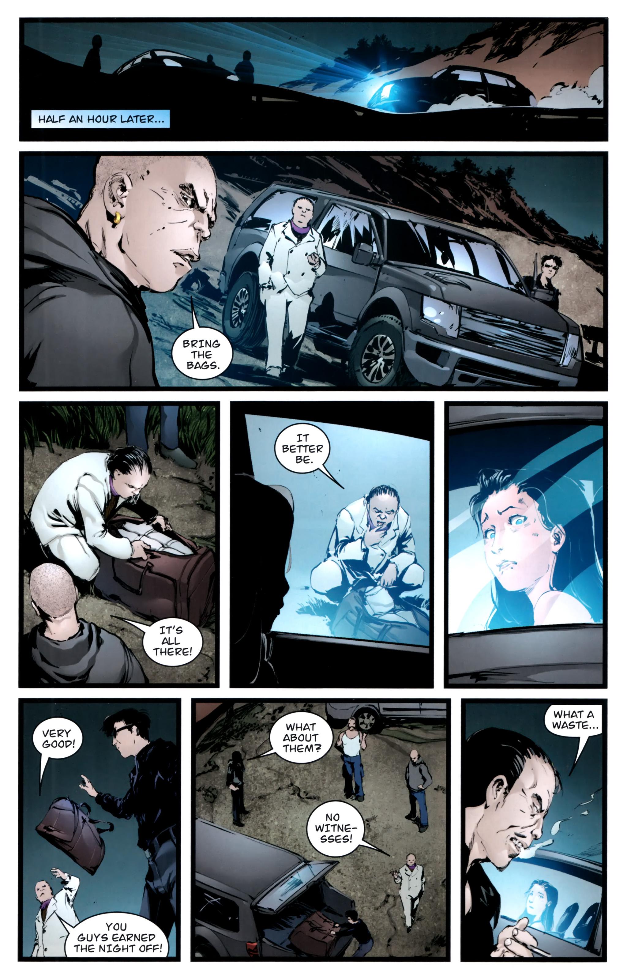 Read online Astria comic -  Issue #1 - 10