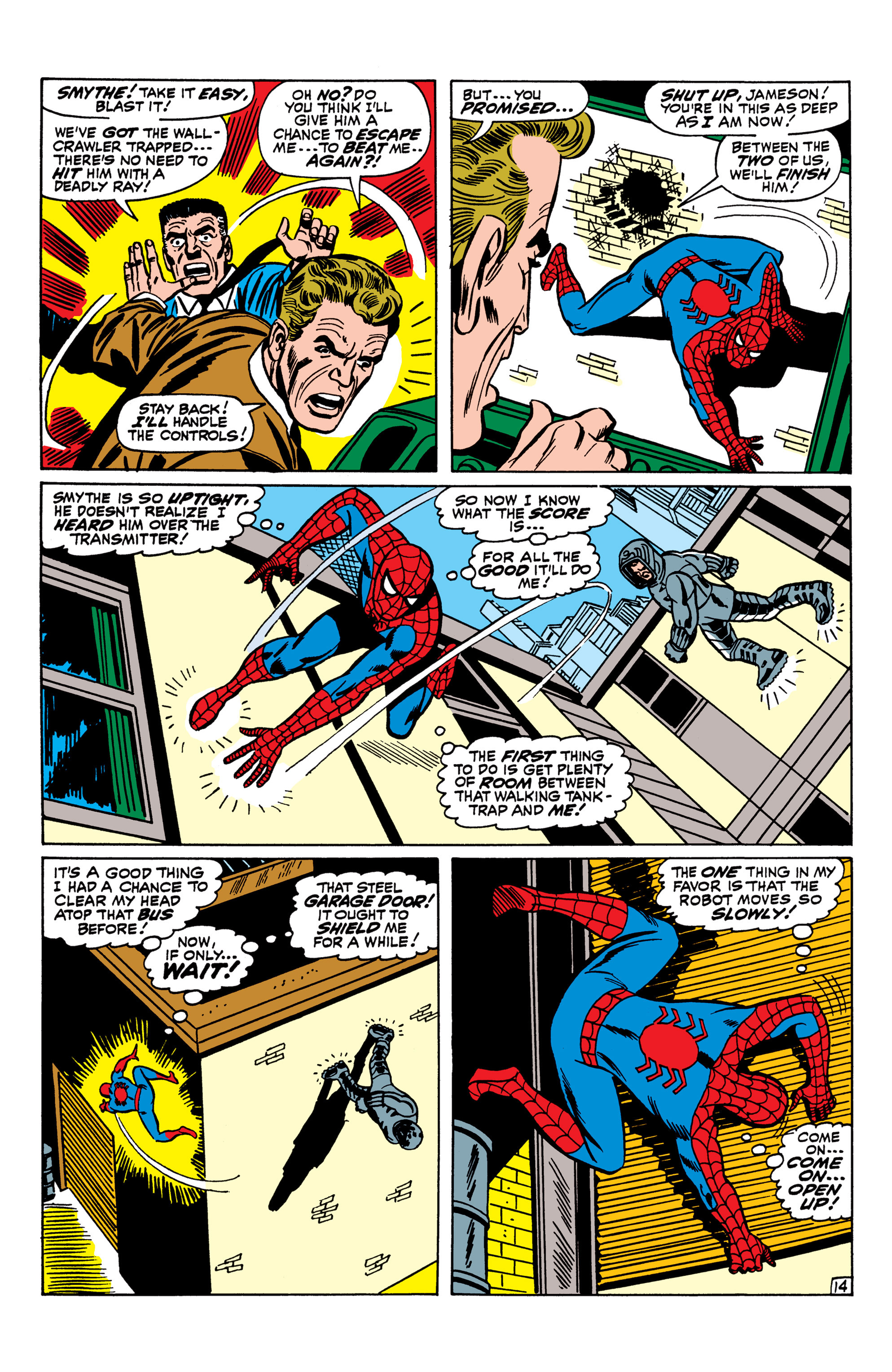 The Amazing Spider-Man (1963) 58 Page 14