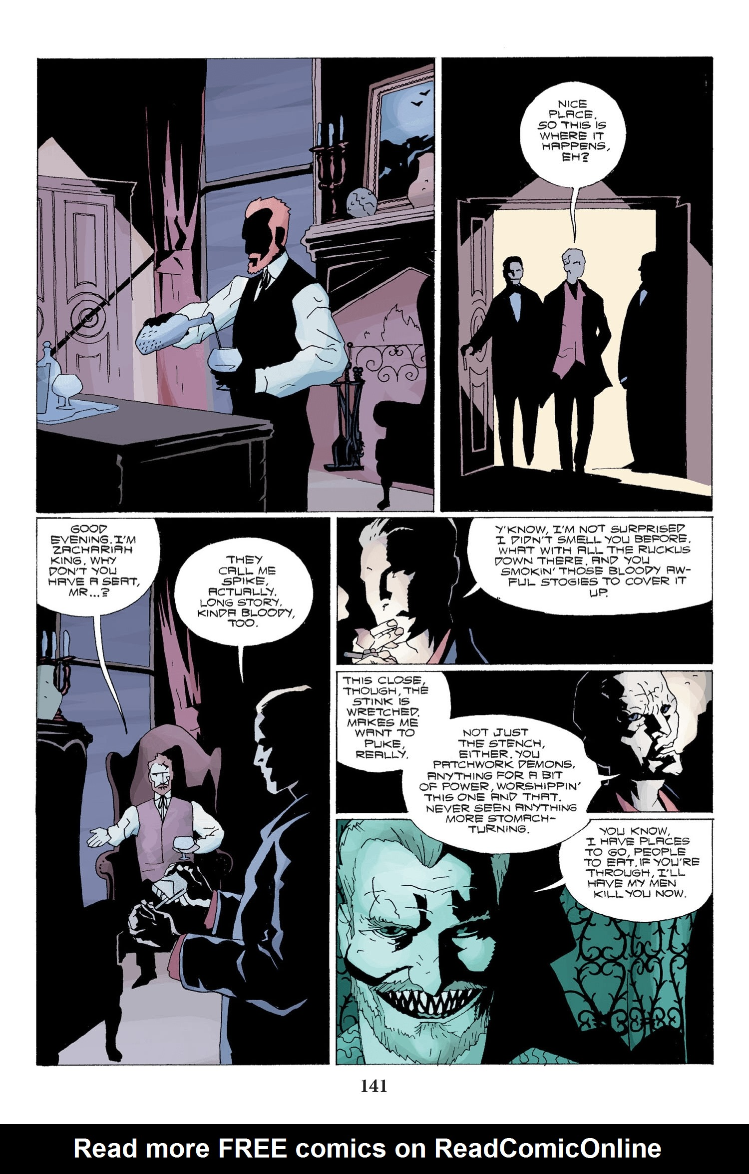 Read online Buffy the Vampire Slayer: Omnibus comic -  Issue # TPB 2 - 135