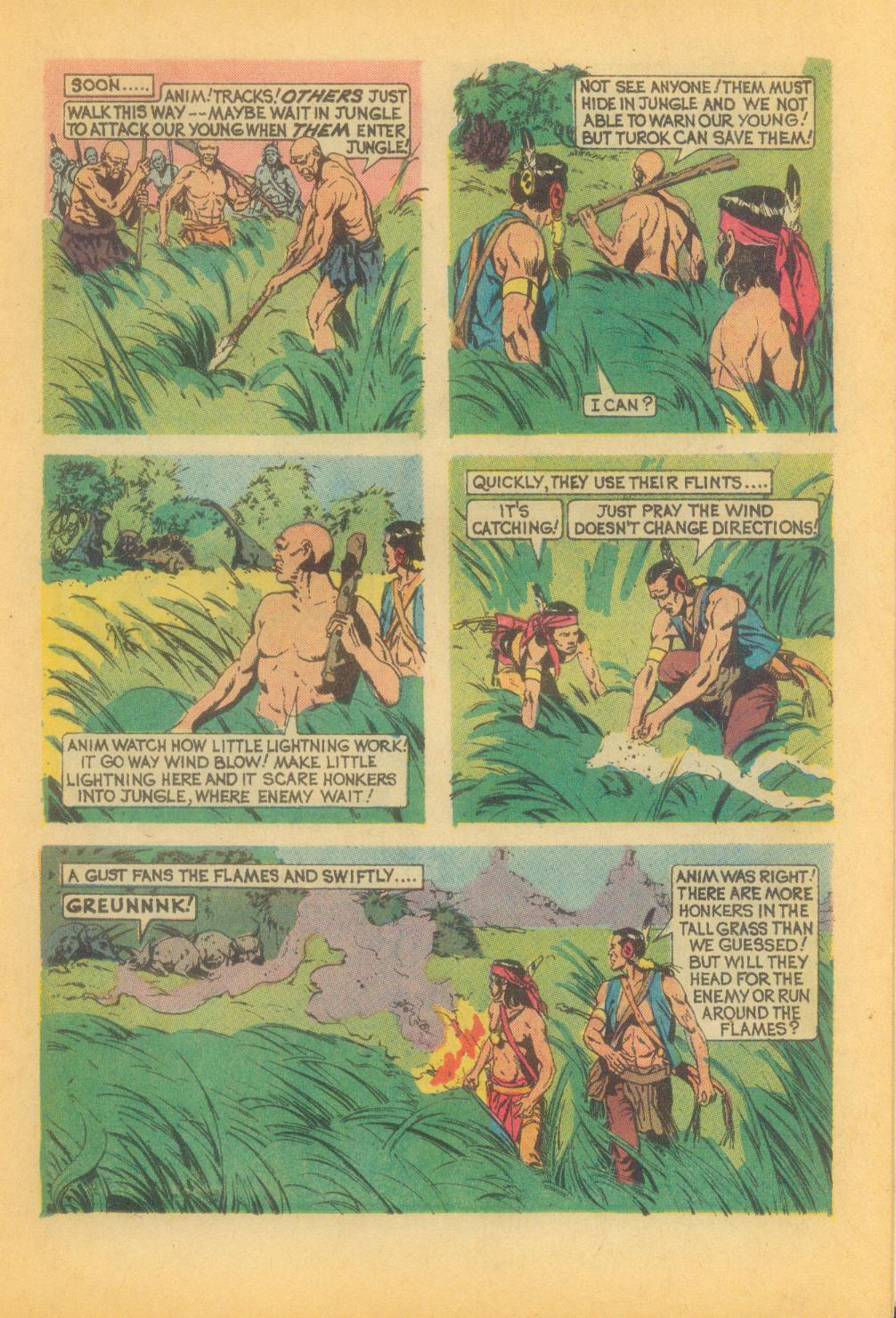 Read online Turok, Son of Stone comic -  Issue #87 - 15