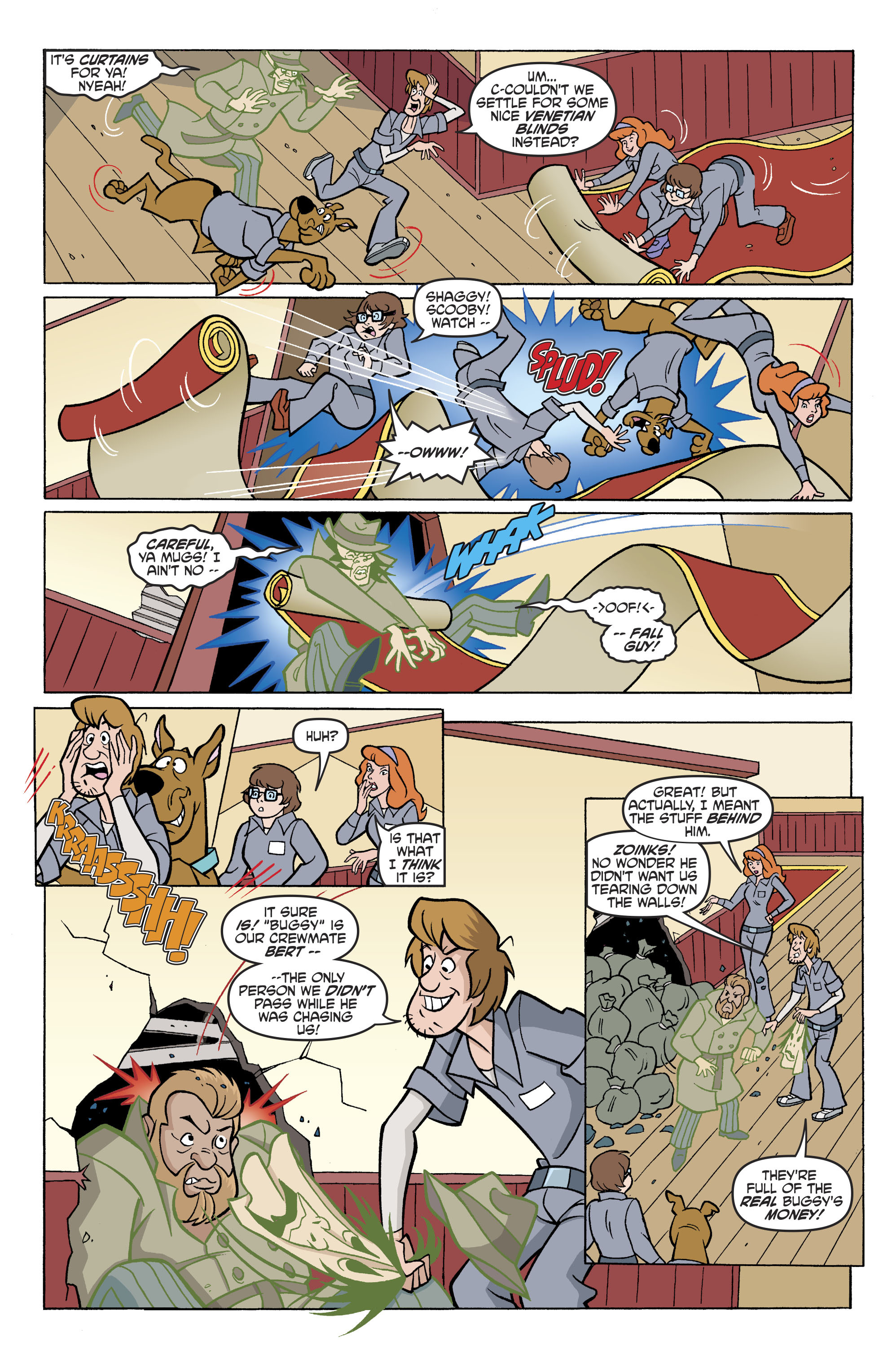 Read online Scooby-Doo: Where Are You? comic -  Issue #81 - 20