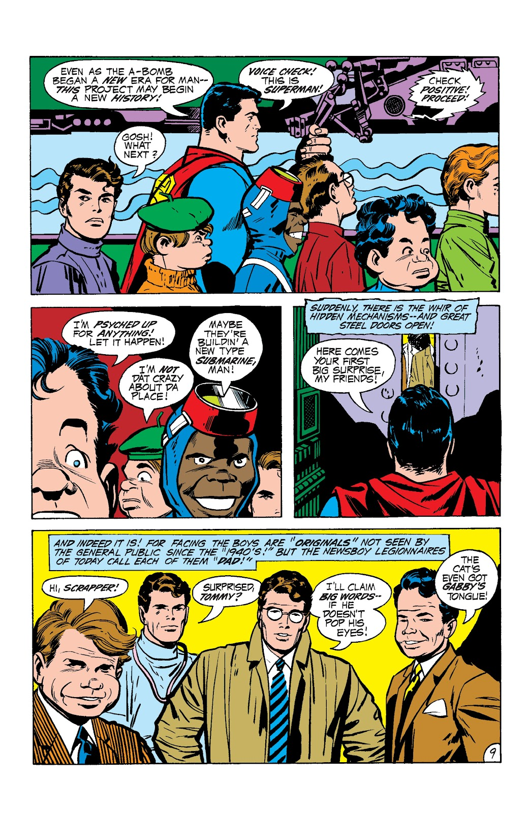 Read online Superman's Pal, Jimmy Olsen by Jack Kirby comic -  Issue # TPB (Part 1) - 63