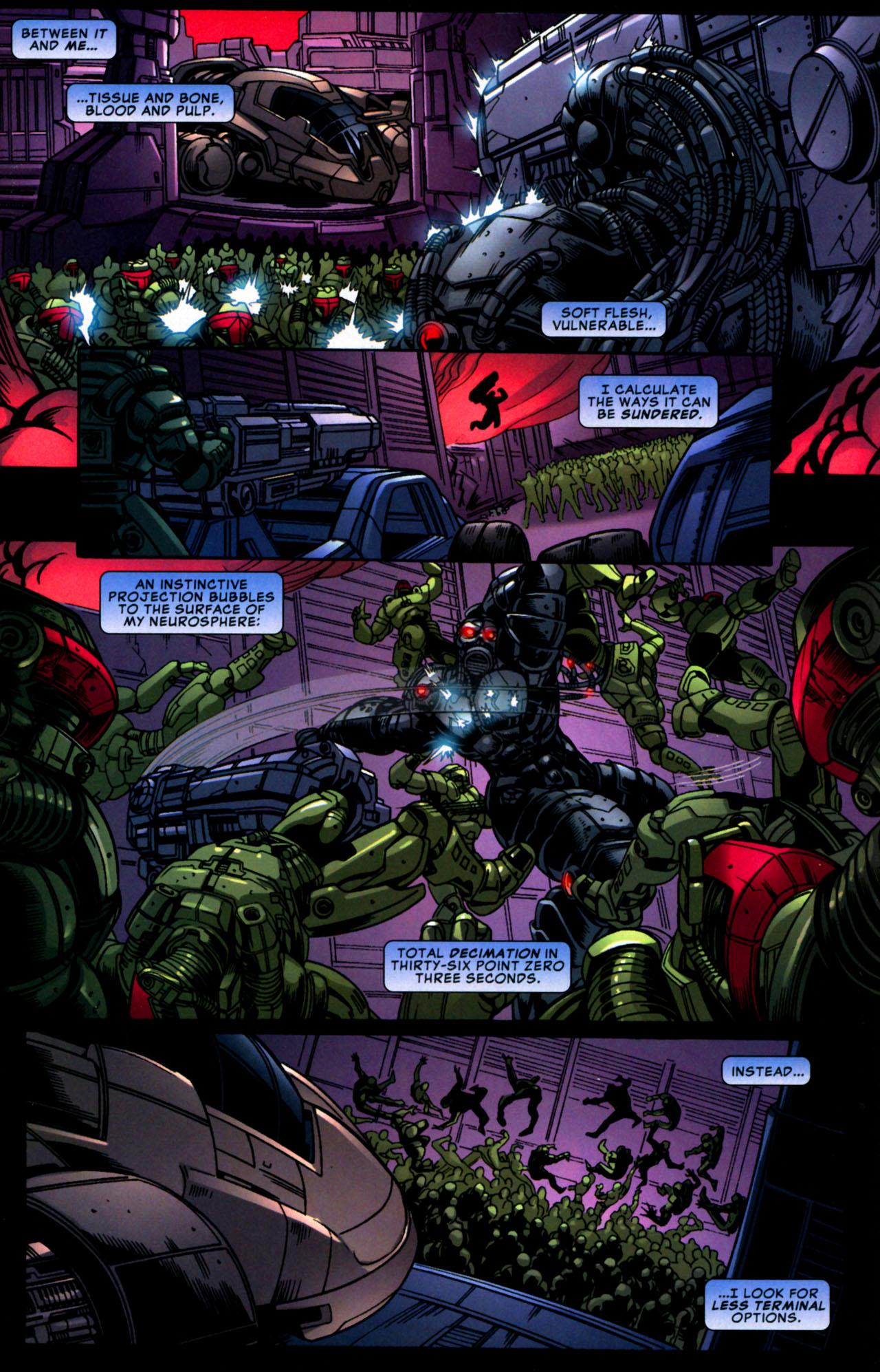 Read online Amazing Fantasy (2004) comic -  Issue #17 - 5
