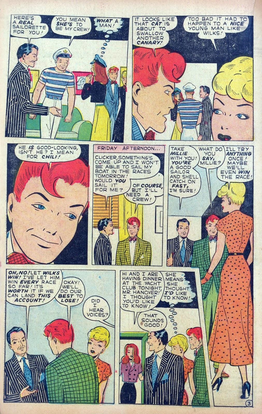 Hedy De Vine Comics issue 31 - Page 26