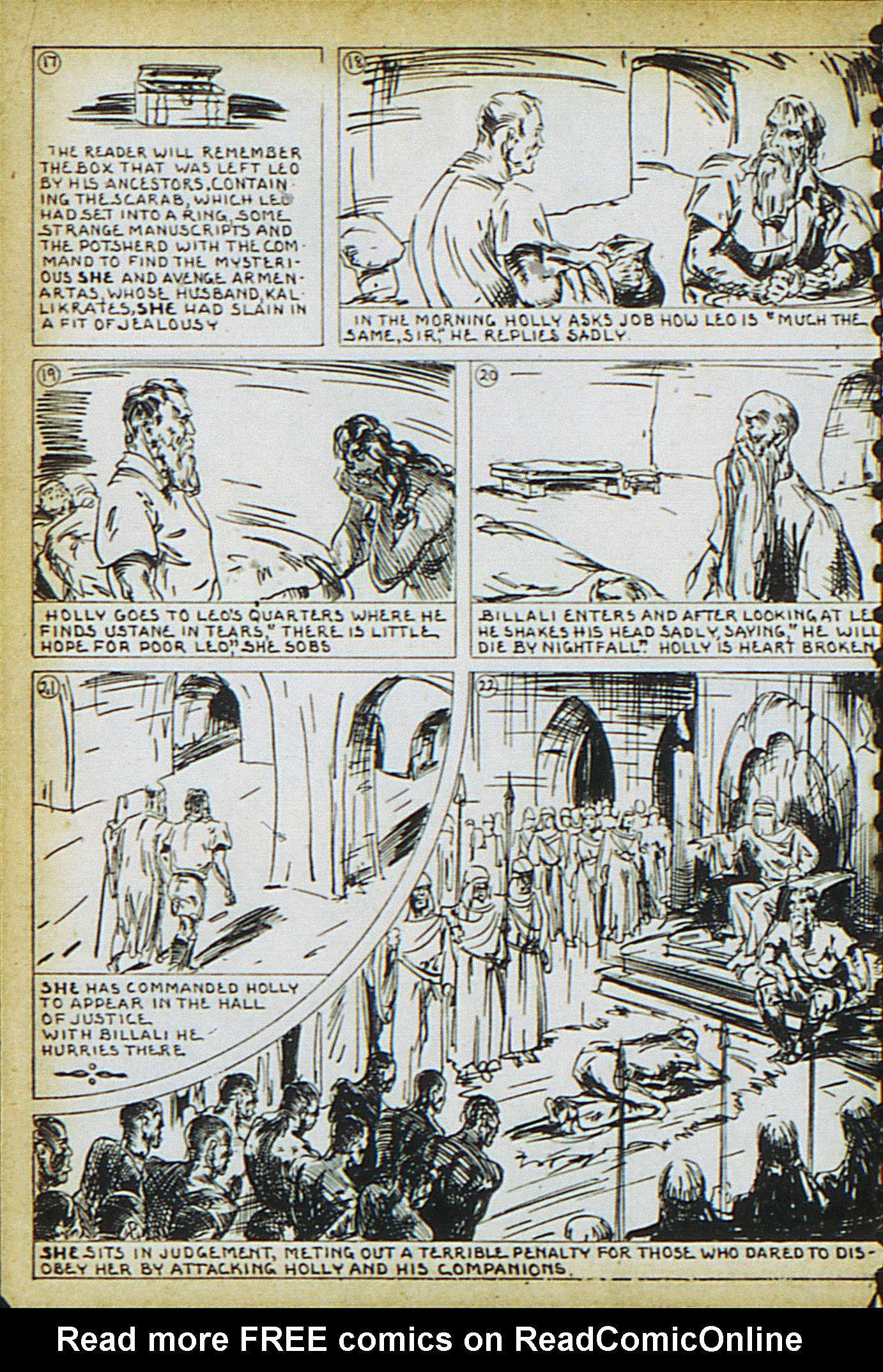 Read online Adventure Comics (1938) comic -  Issue #15 - 40