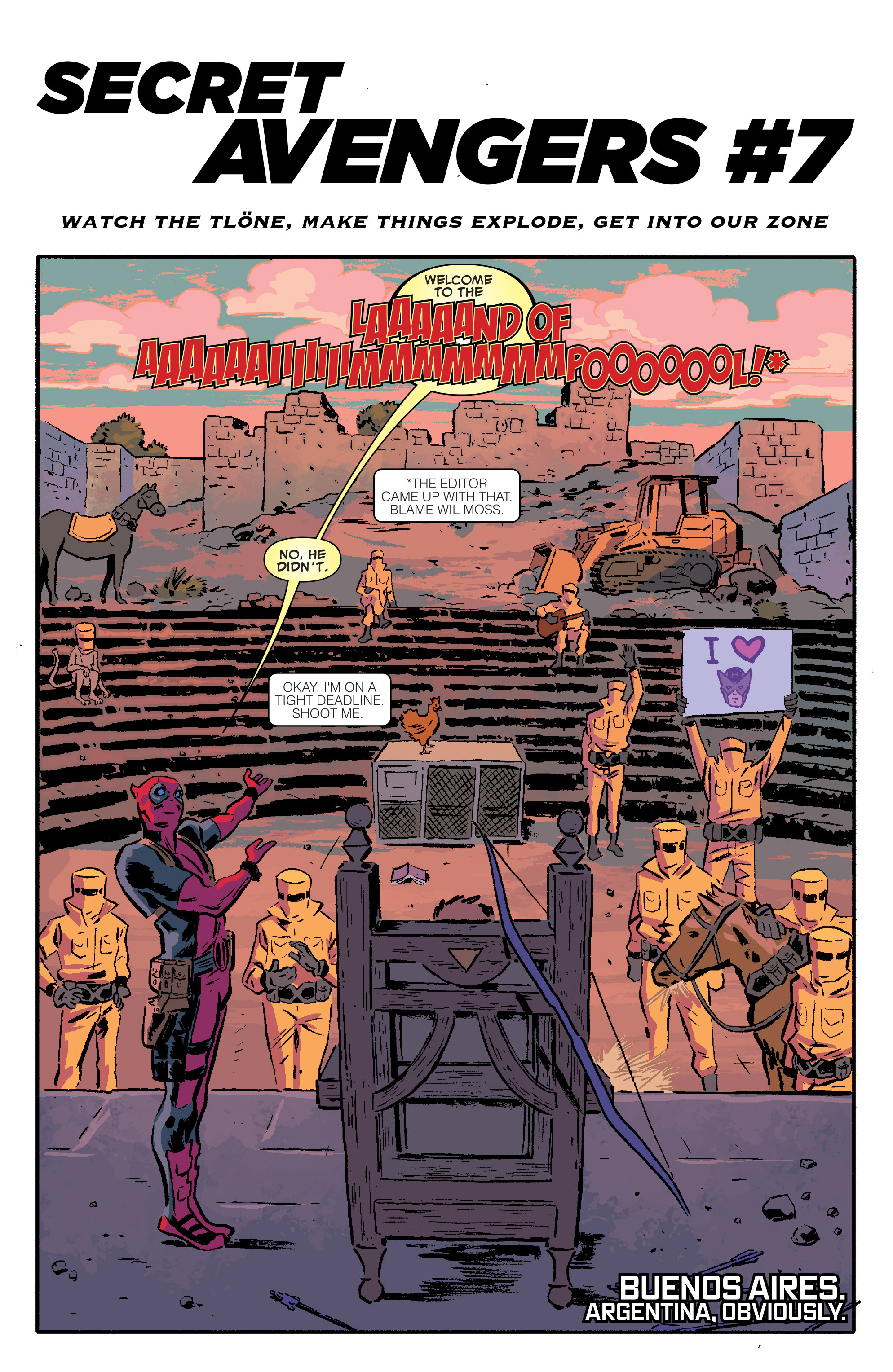 Read online Secret Avengers (2014) comic -  Issue #7 - 4