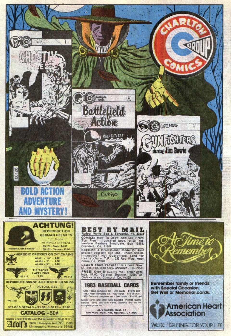 Read online Scary Tales comic -  Issue #39 - 30