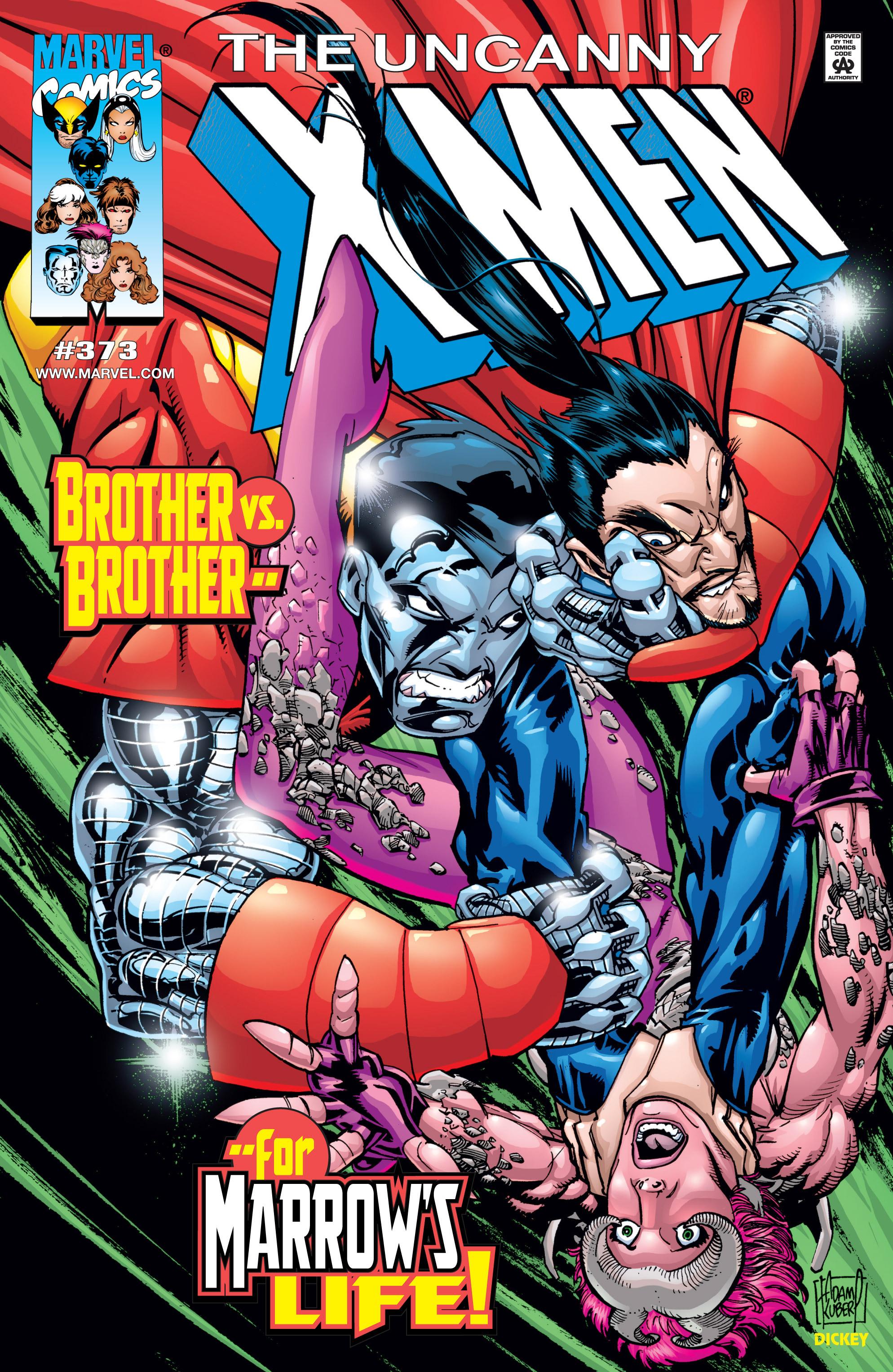 Uncanny X-Men (1963) 373 Page 1