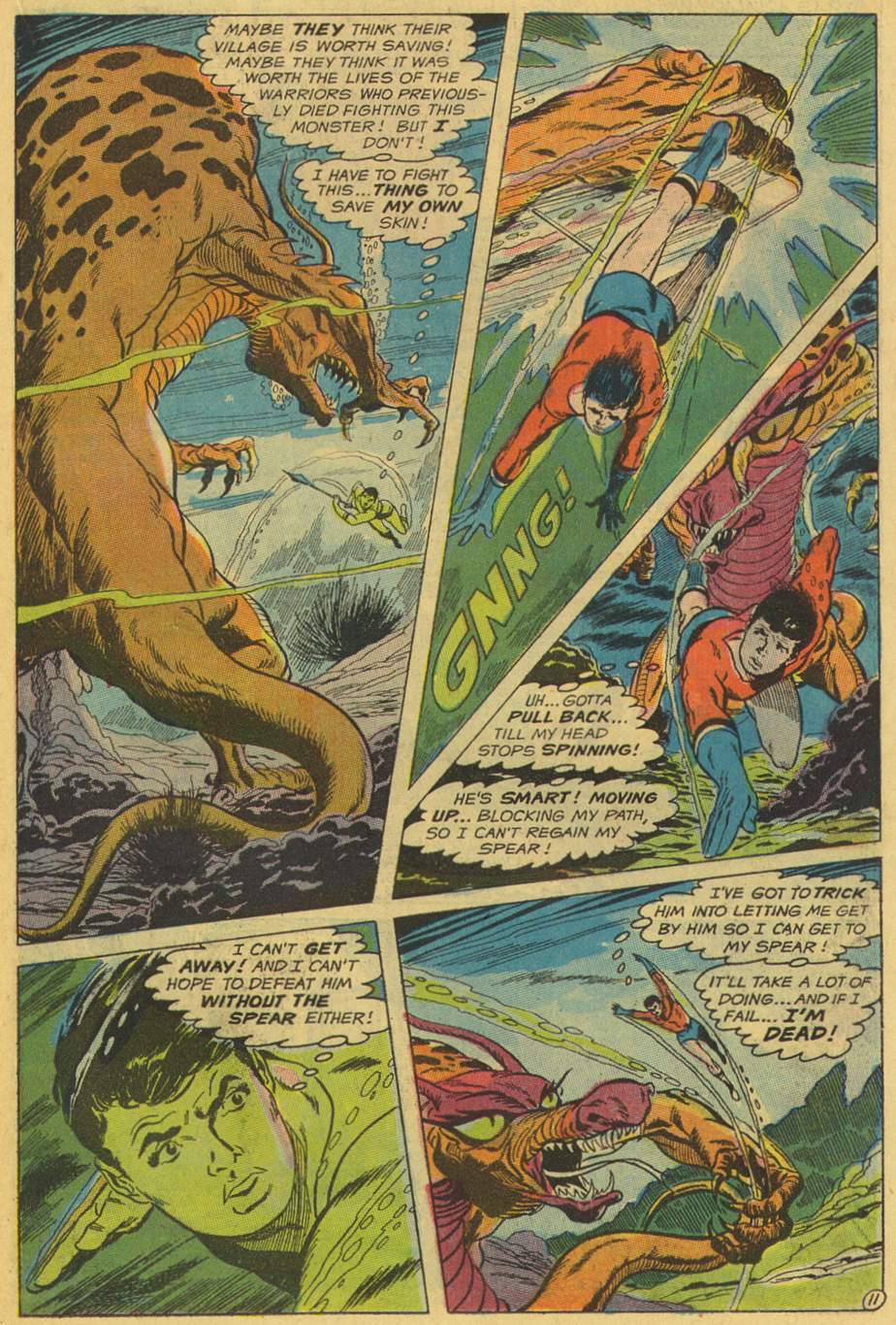 Read online Adventure Comics (1938) comic -  Issue #496 - 36