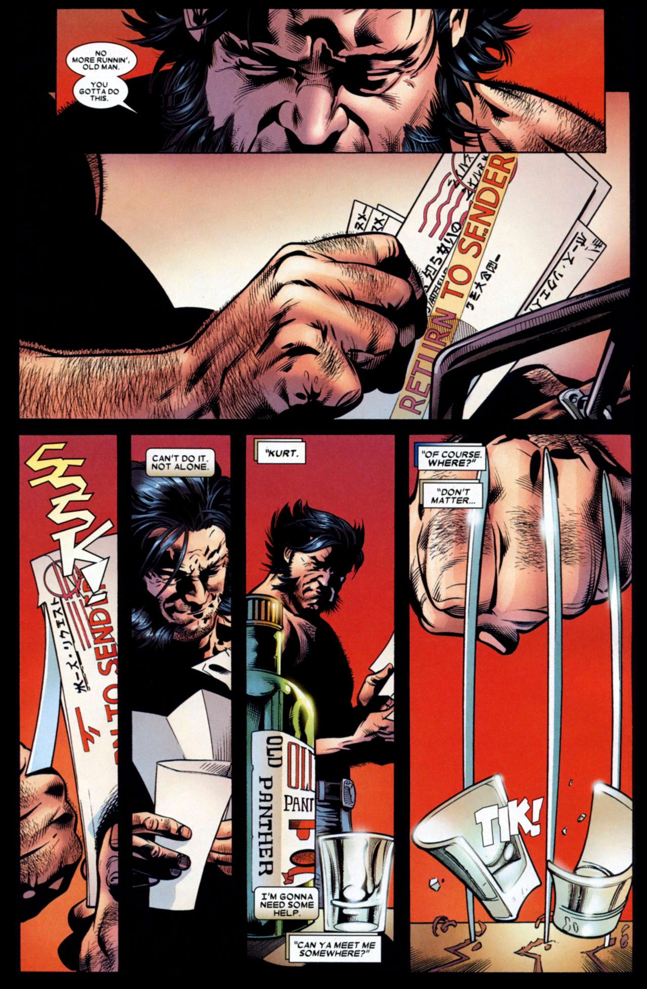 Read online Wolverine: Origins comic -  Issue #46 - 4