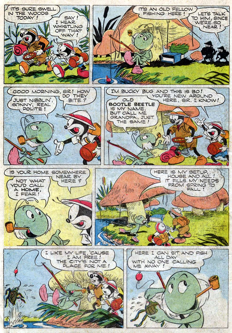 Walt Disney's Comics and Stories issue 87 - Page 14