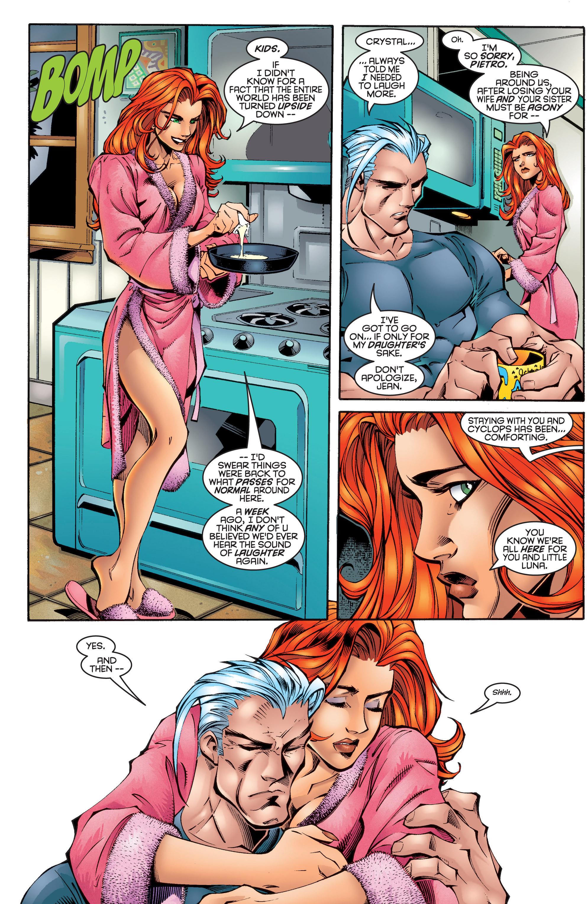 Read online Uncanny X-Men (1963) comic -  Issue #337 - 15