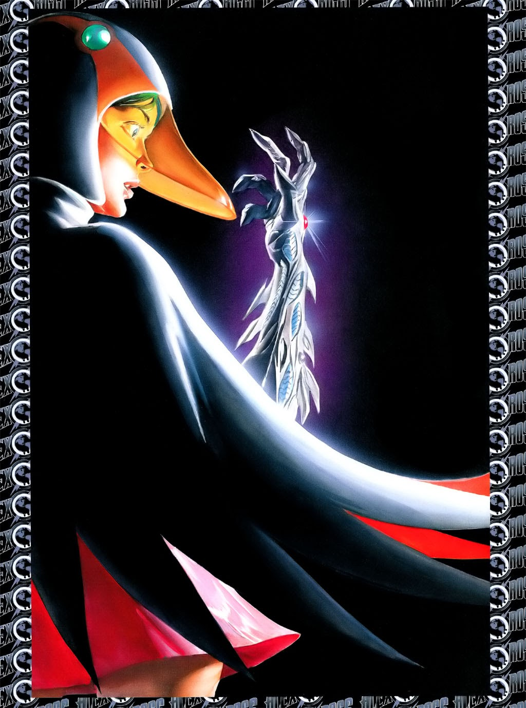 Read online Alex Ross: Battle of the Planets Artbook comic -  Issue # Full - 18