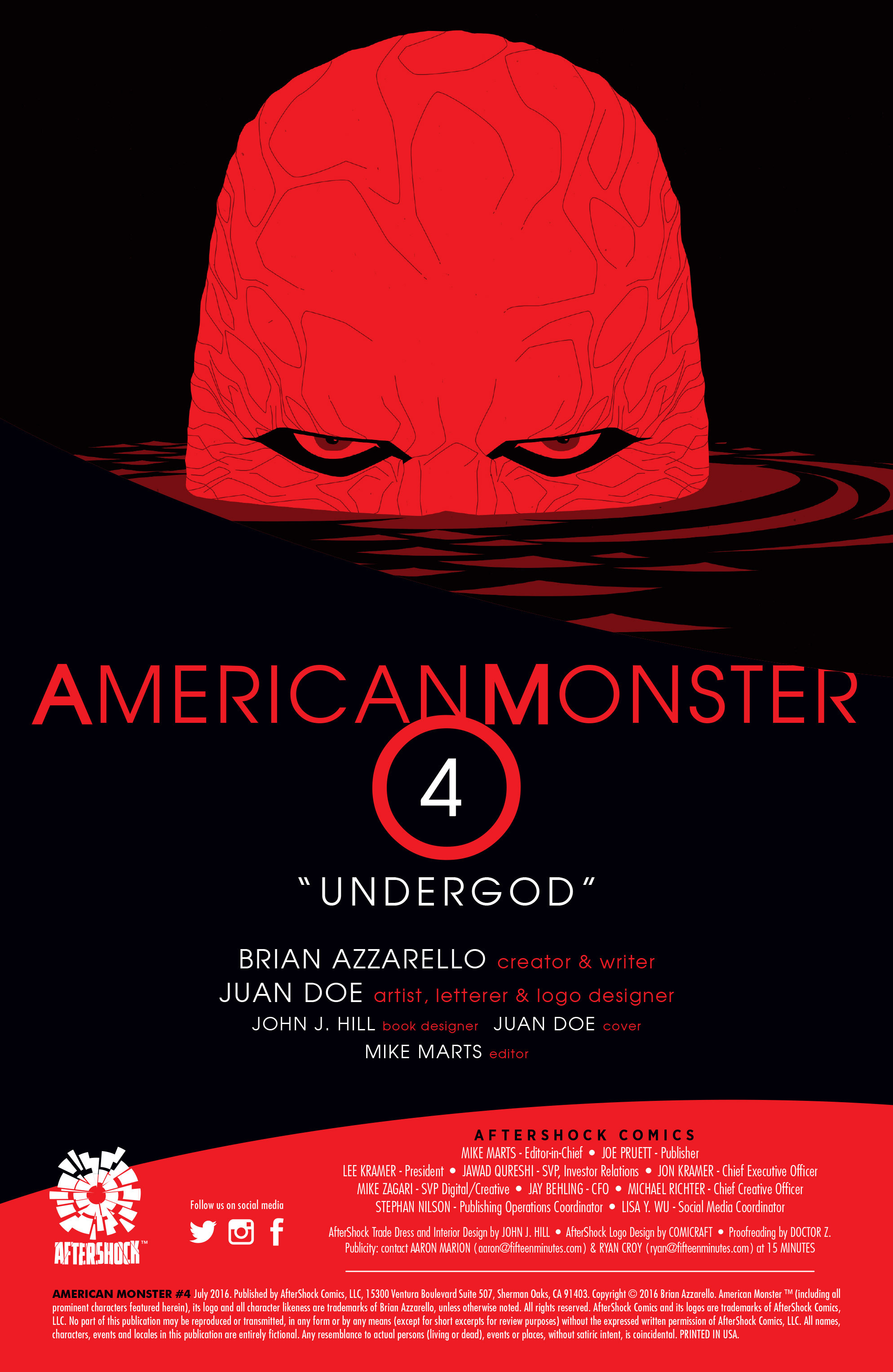 Read online American Monster comic -  Issue #4 - 2