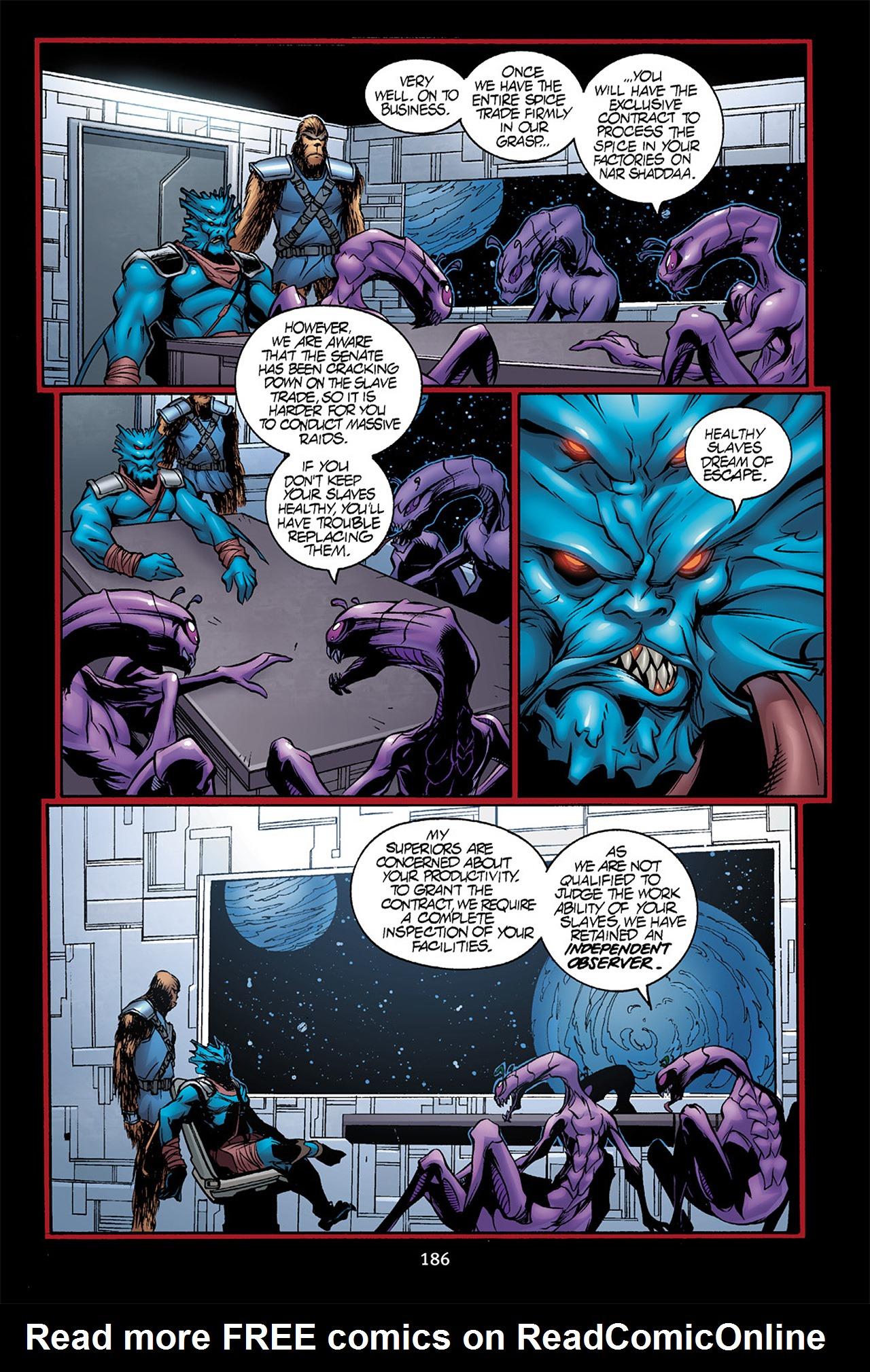 Read online Star Wars Omnibus comic -  Issue # Vol. 10 - 185