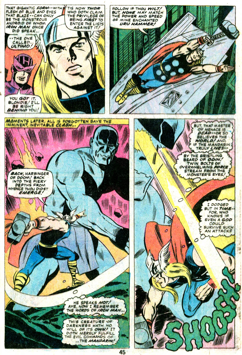 Giant-Size Avengers (1974) issue 5 - Page 36