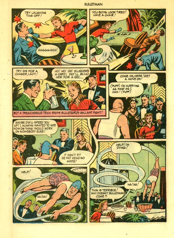 Bulletman issue 16 - Page 30